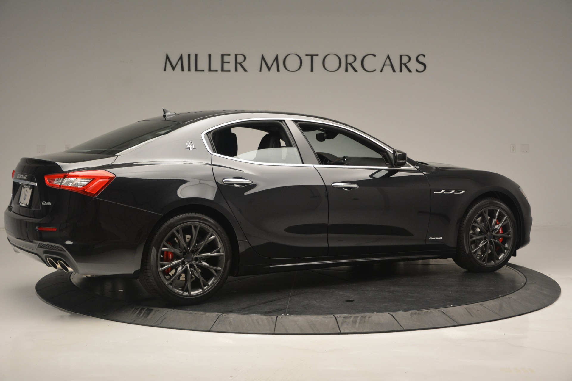 New 2019 Maserati Ghibli S Q4 GranSport For Sale In Westport, CT 2765_p8