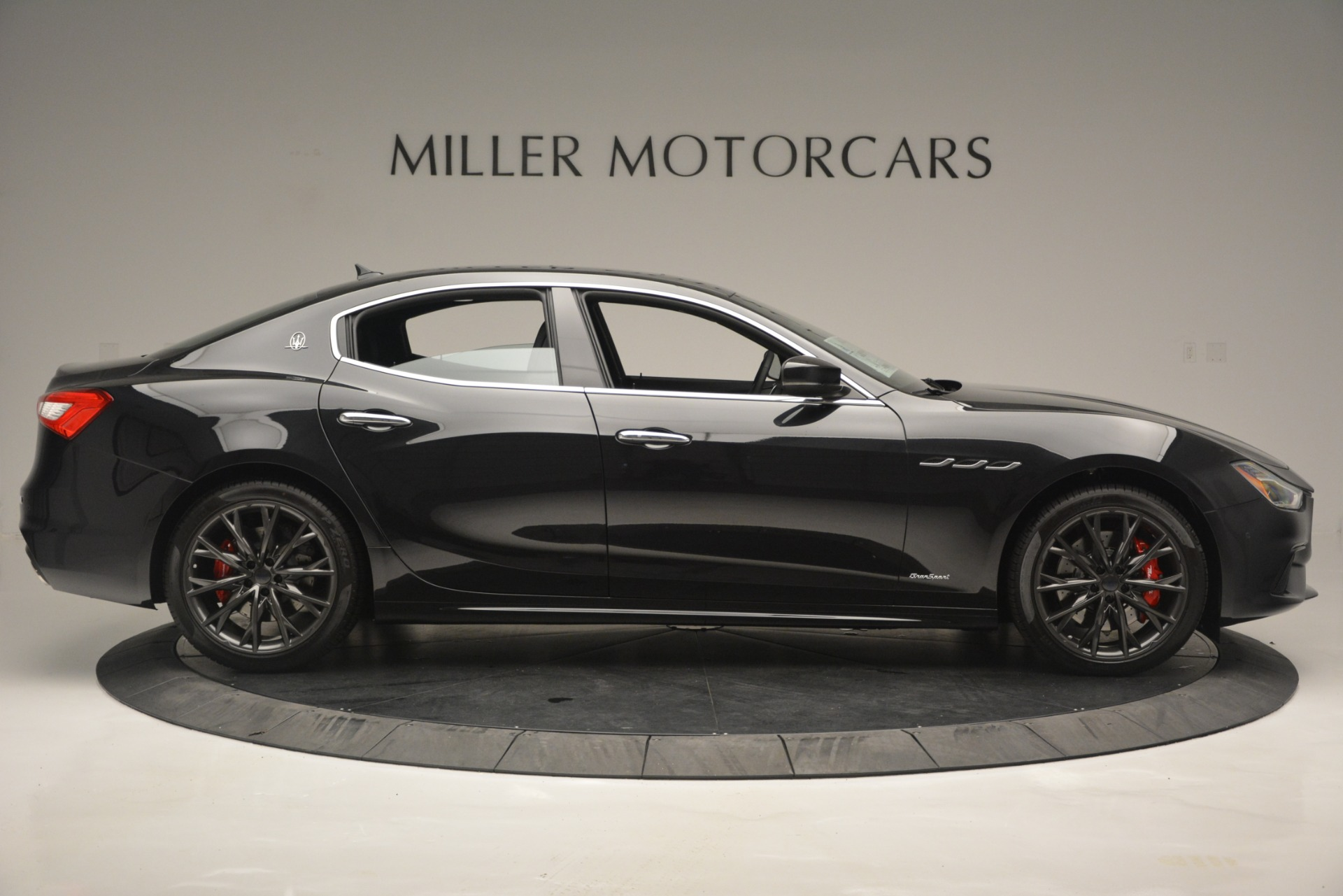 New 2019 Maserati Ghibli S Q4 GranSport For Sale In Westport, CT 2765_p9