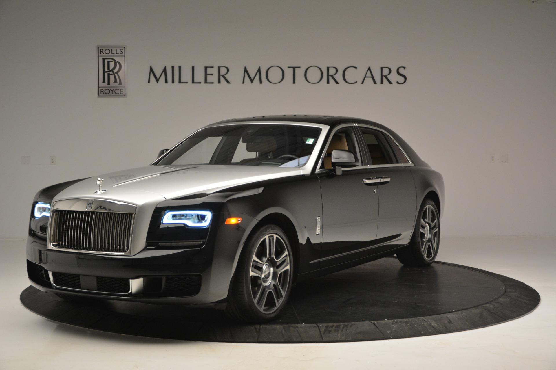 Used 2018 Rolls-Royce Ghost  For Sale In Westport, CT 2770_main