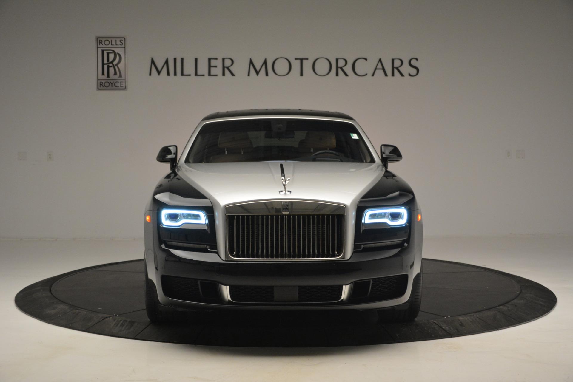 Used 2018 Rolls-Royce Ghost  For Sale In Westport, CT 2770_p11