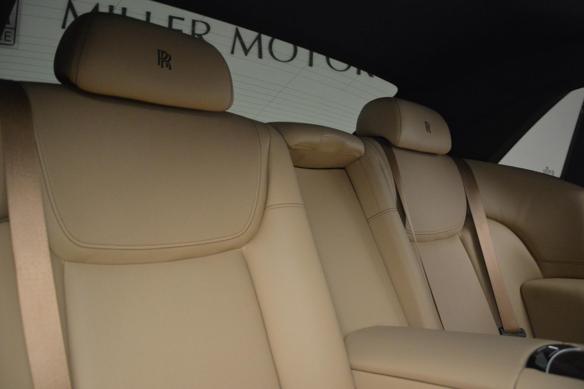 Used 2018 Rolls-Royce Ghost  For Sale In Westport, CT 2770_p28
