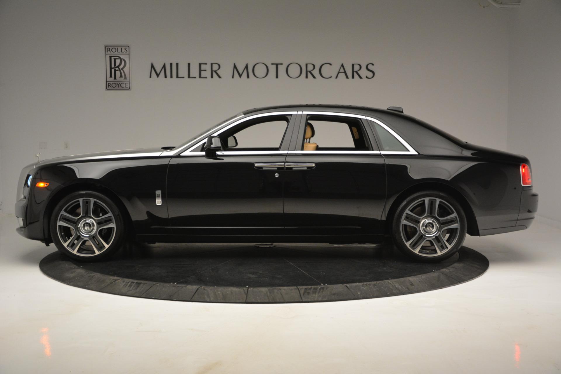 Used 2018 Rolls-Royce Ghost  For Sale In Westport, CT 2770_p2