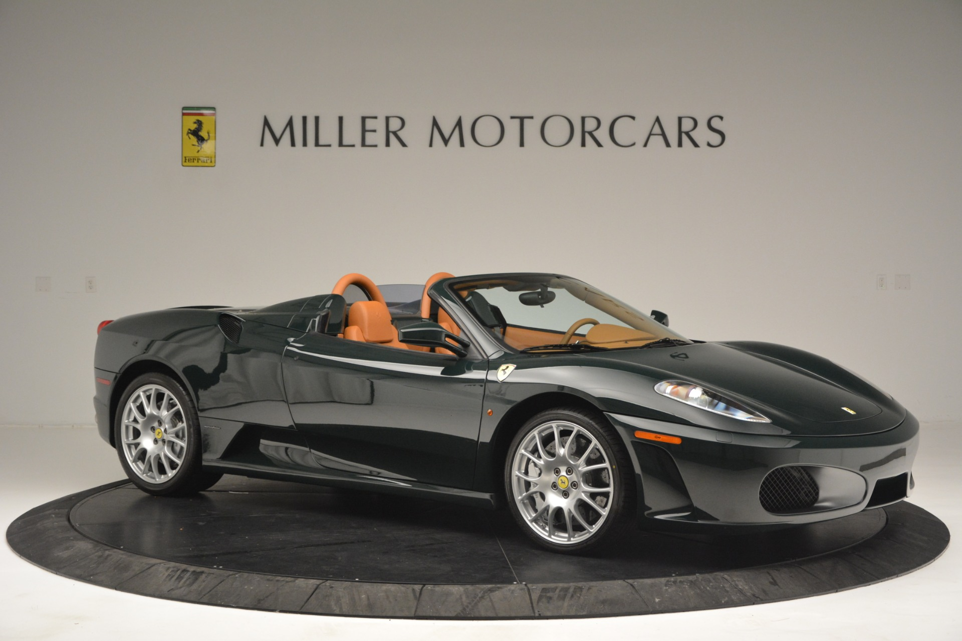 Used 2005 Ferrari F430 Spider For Sale In Westport, CT 2771_p10