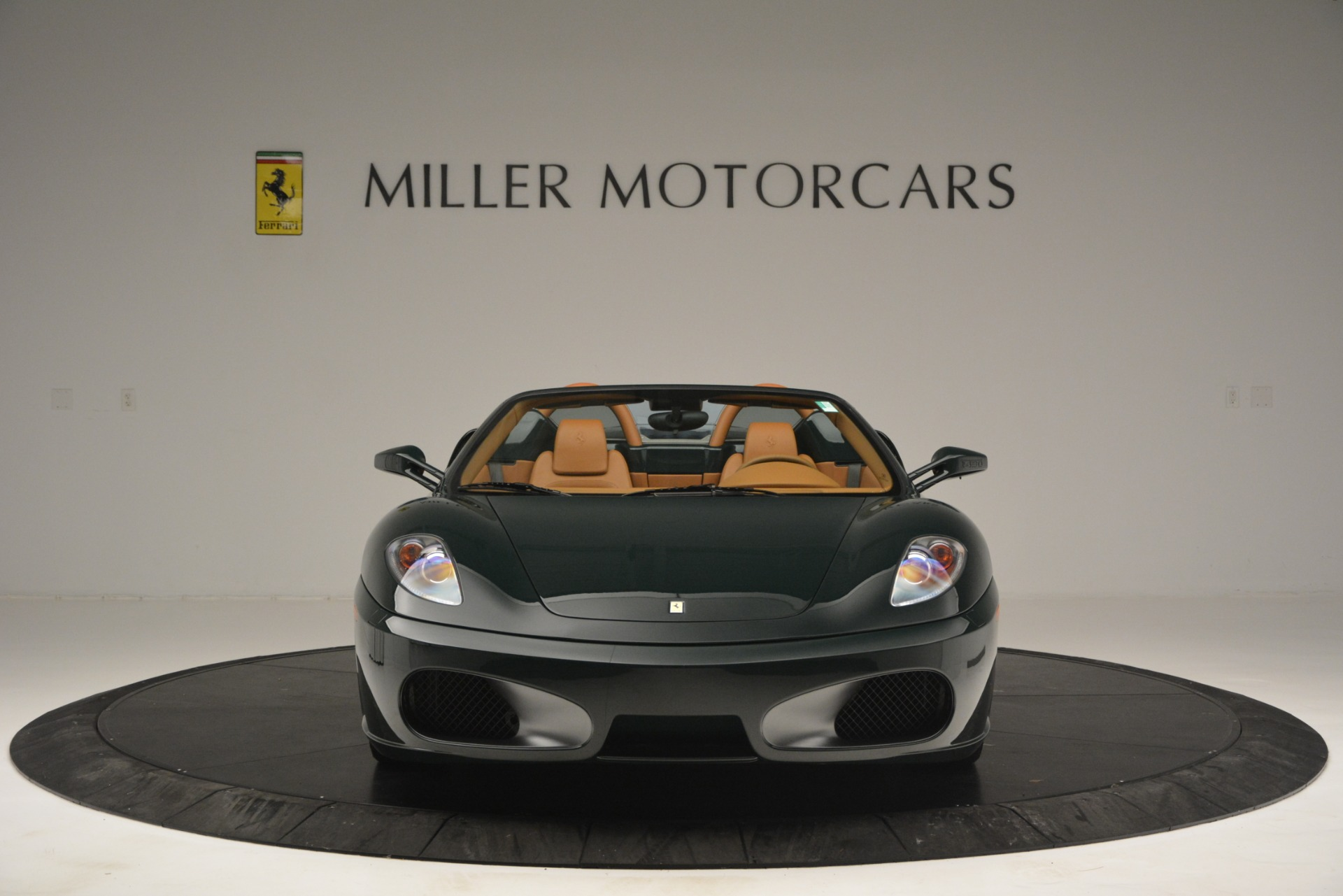 Used 2005 Ferrari F430 Spider For Sale In Westport, CT 2771_p12