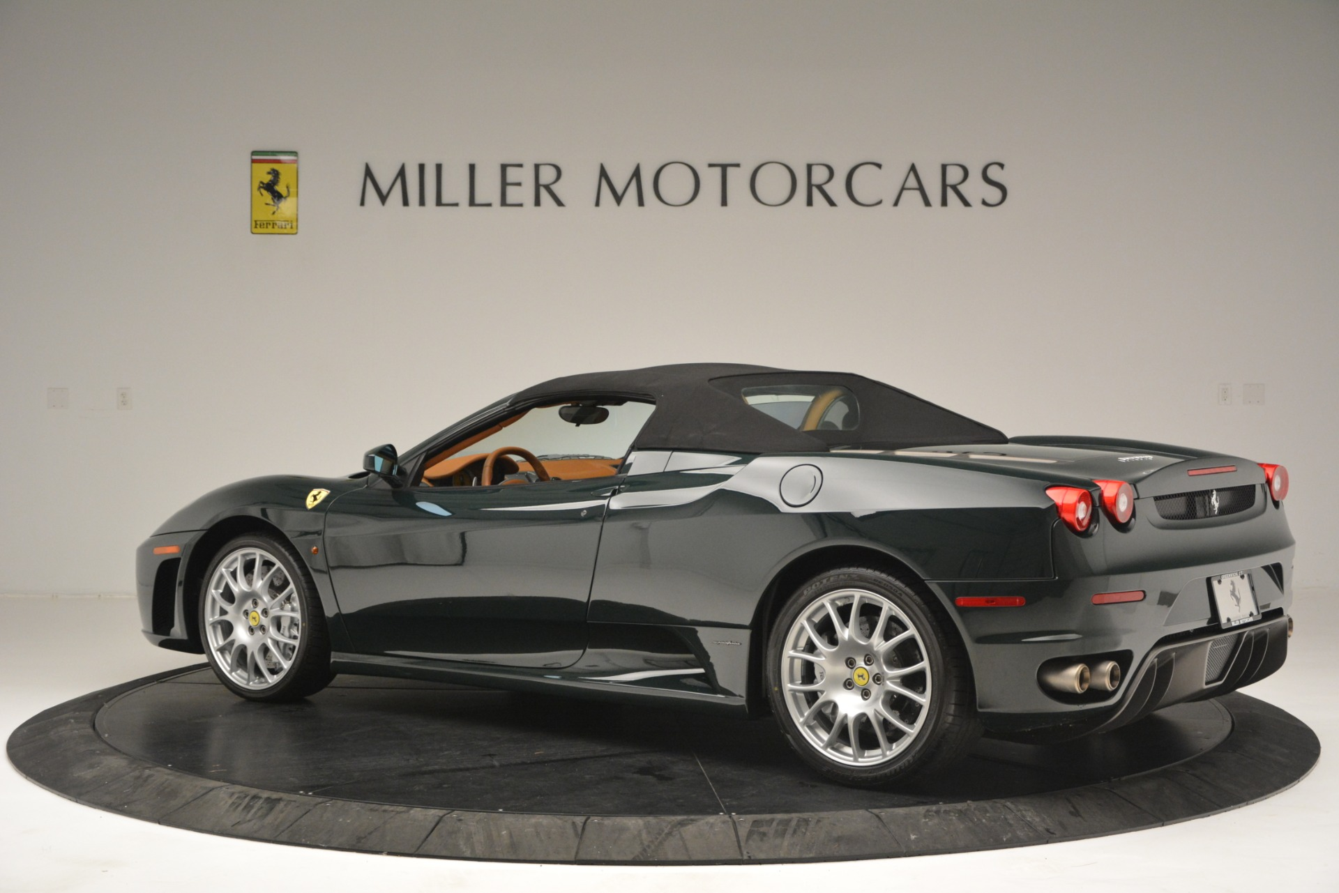 Used 2005 Ferrari F430 Spider For Sale In Westport, CT 2771_p16