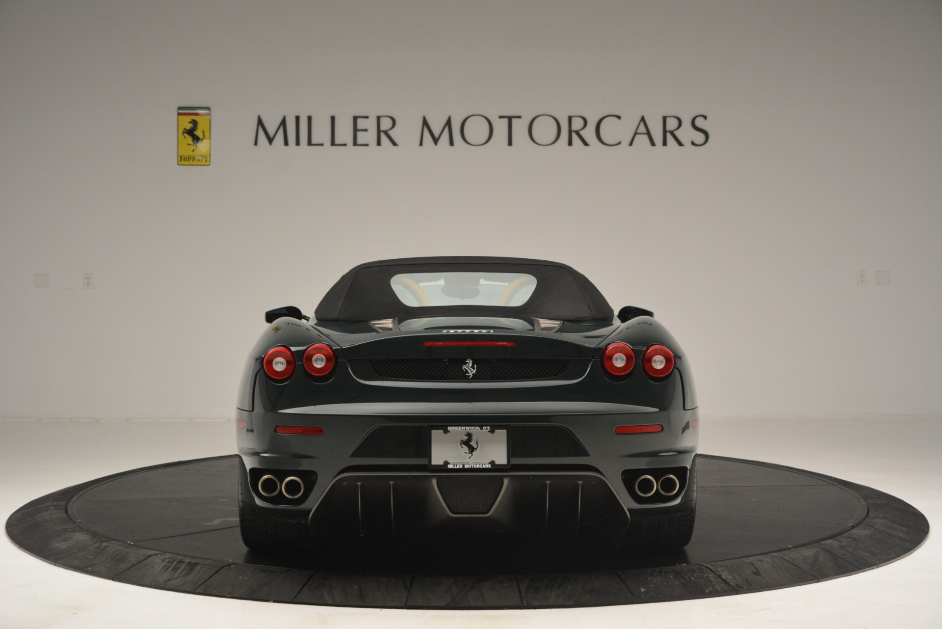 Used 2005 Ferrari F430 Spider For Sale In Westport, CT 2771_p18