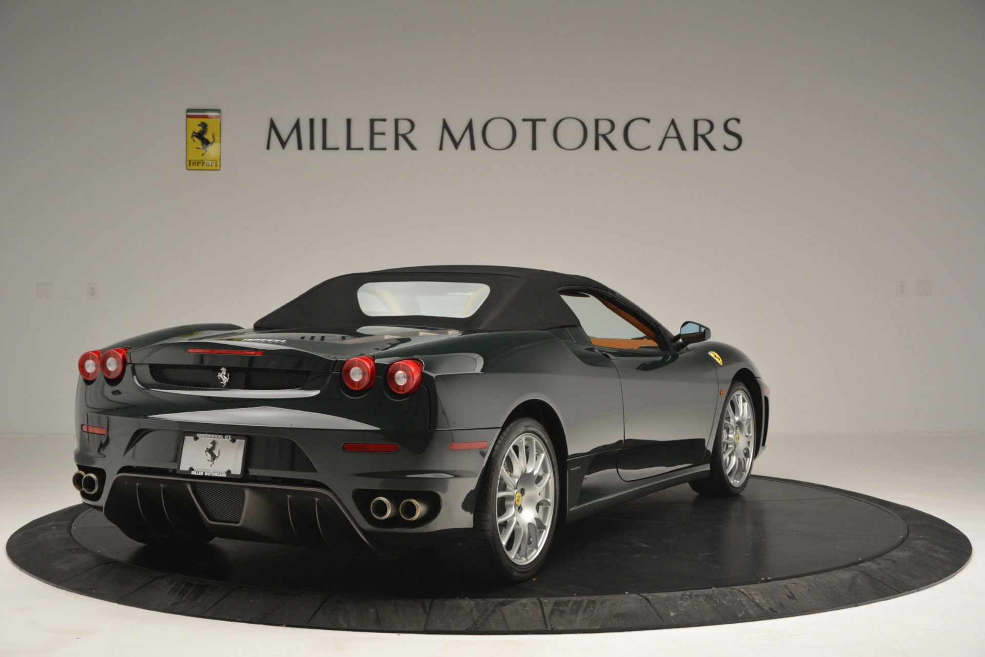 Used 2005 Ferrari F430 Spider For Sale In Westport, CT 2771_p19