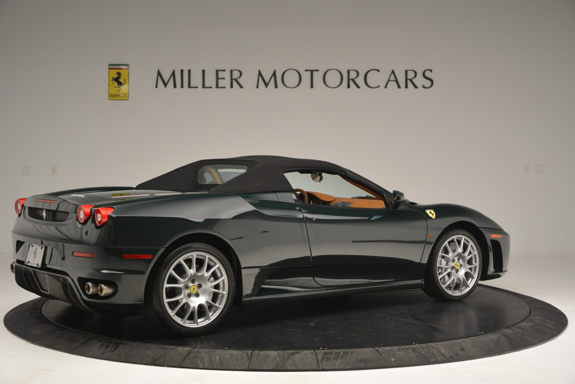 Used 2005 Ferrari F430 Spider For Sale In Westport, CT 2771_p20