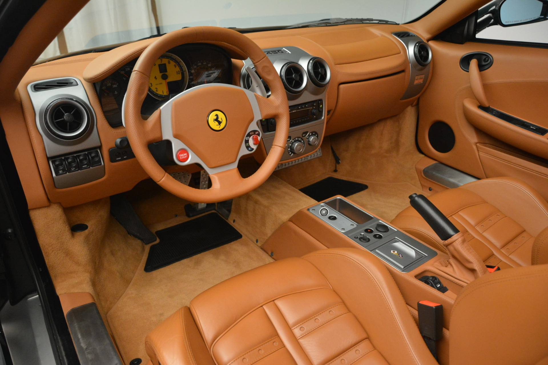 Used 2005 Ferrari F430 Spider For Sale In Westport, CT 2771_p25