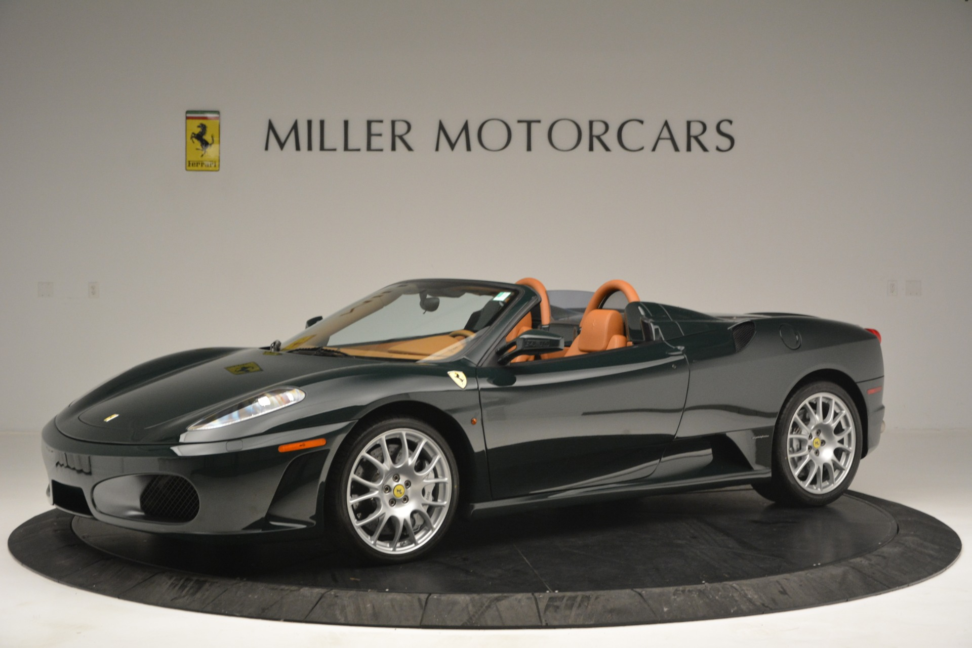 Used 2005 Ferrari F430 Spider For Sale In Westport, CT 2771_p2