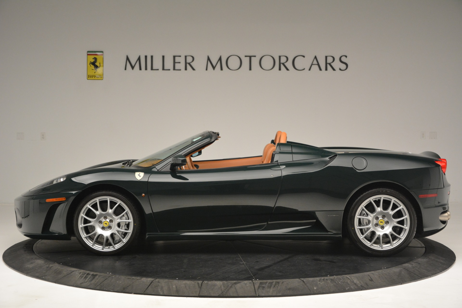 Used 2005 Ferrari F430 Spider For Sale In Westport, CT 2771_p3