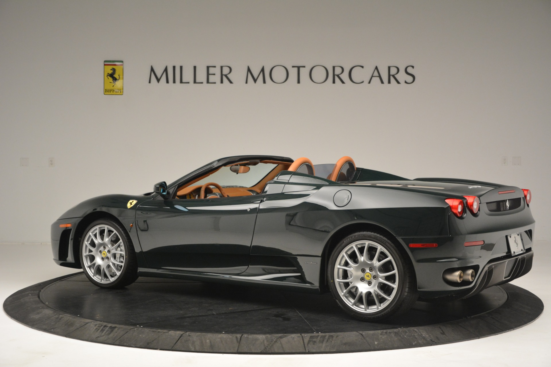 Used 2005 Ferrari F430 Spider For Sale In Westport, CT 2771_p4
