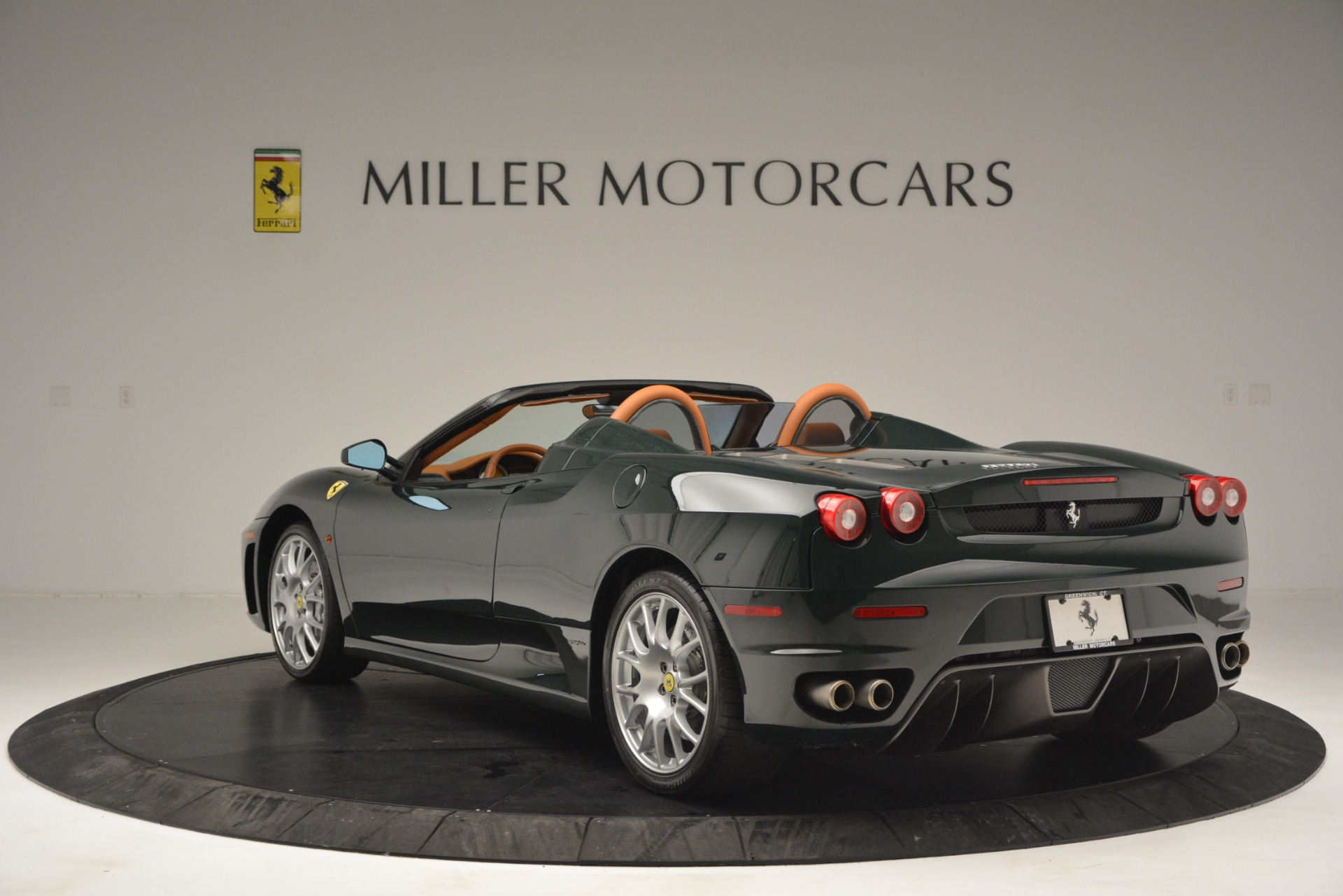 Used 2005 Ferrari F430 Spider For Sale In Westport, CT 2771_p5