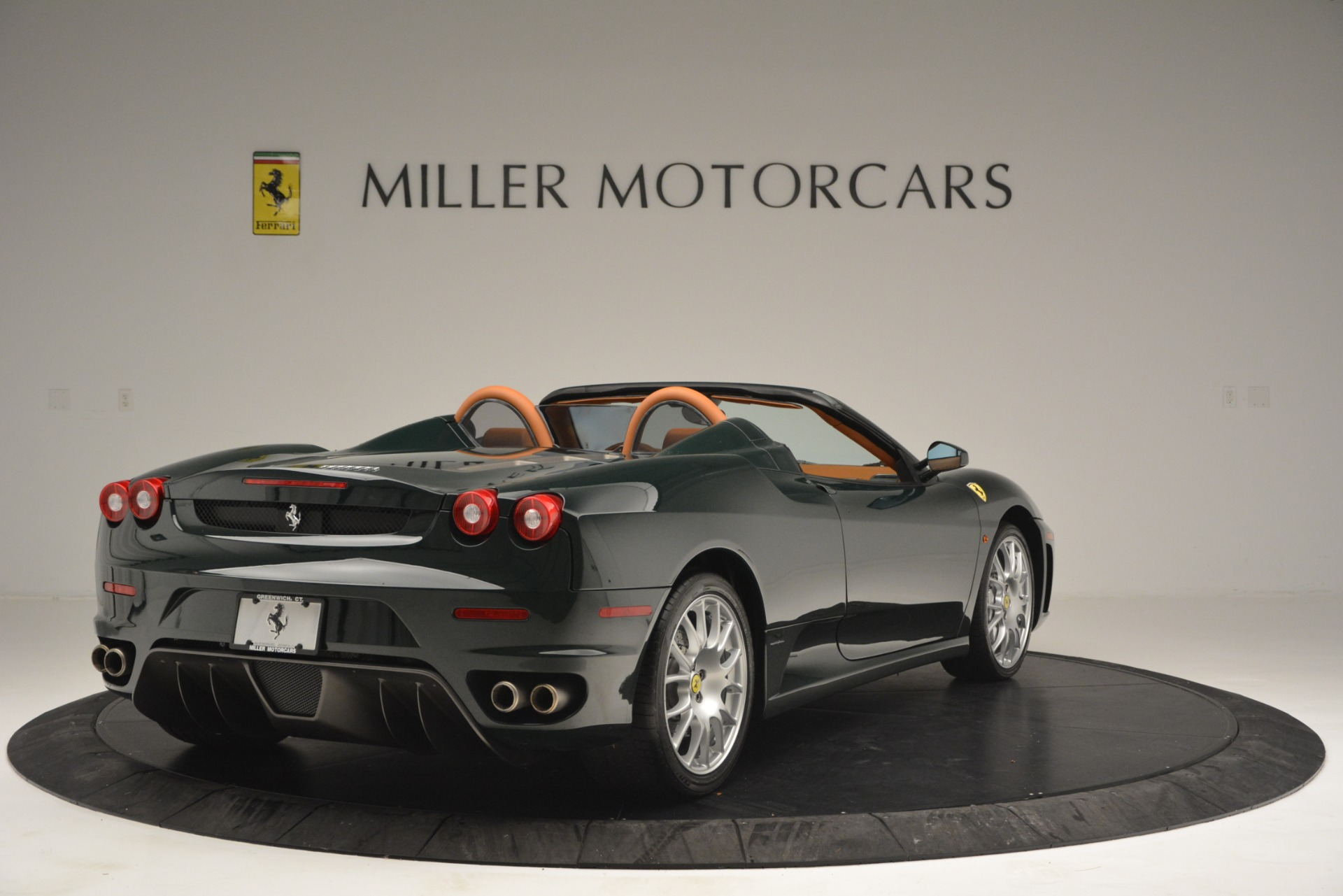 Used 2005 Ferrari F430 Spider For Sale In Westport, CT 2771_p7