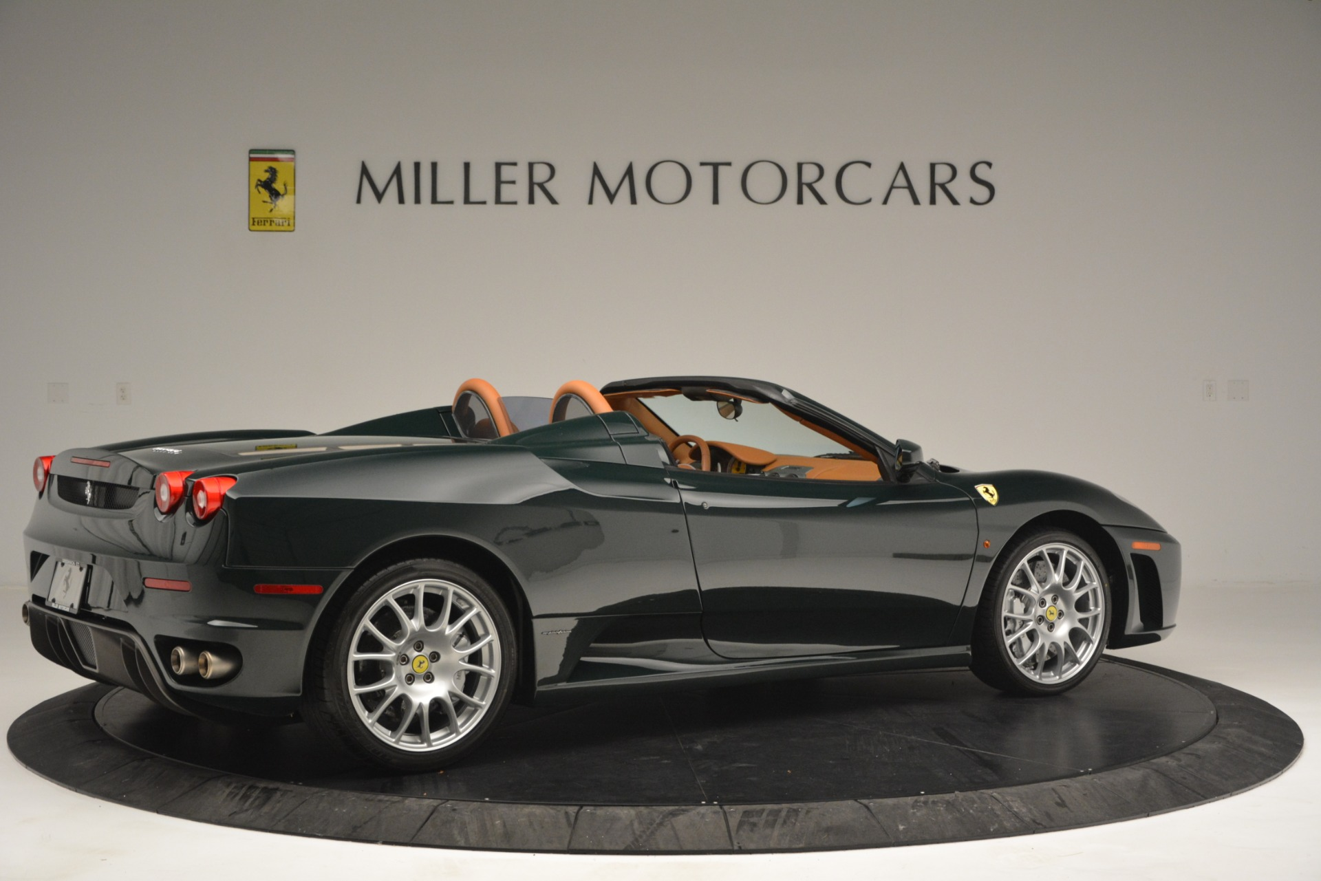 Used 2005 Ferrari F430 Spider For Sale In Westport, CT 2771_p8
