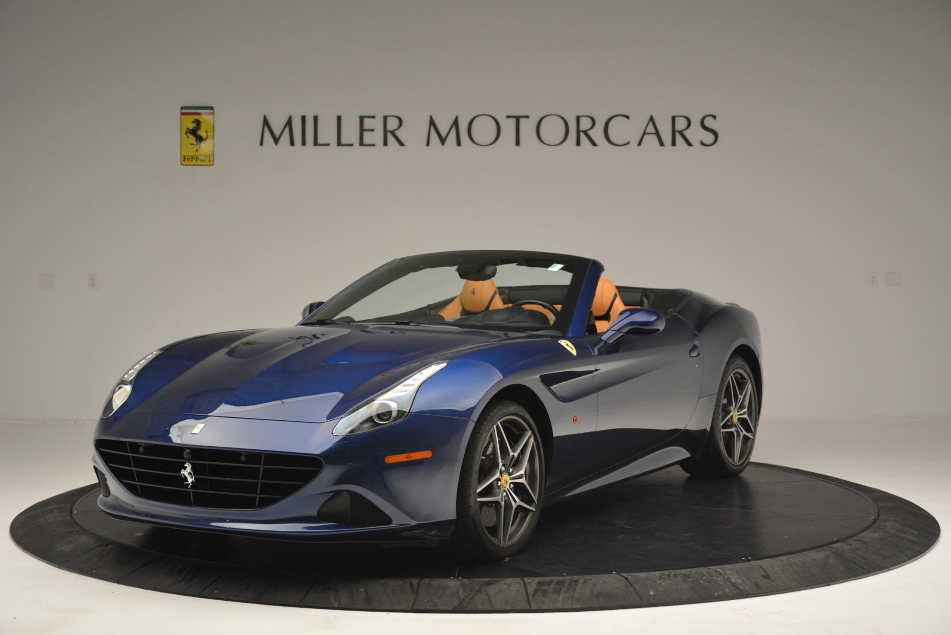 Used 2016 Ferrari California T  For Sale In Westport, CT 2773_main