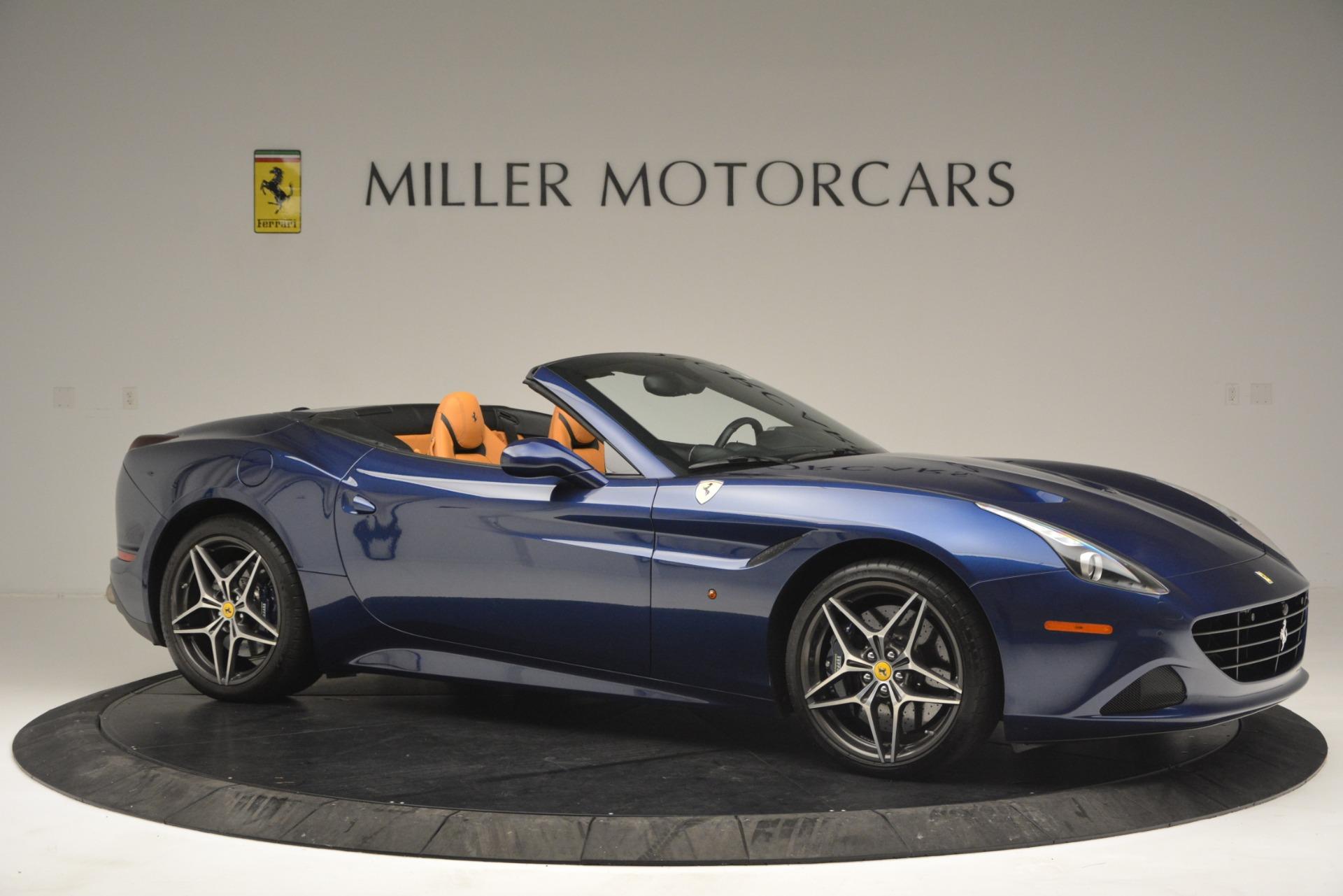 Used 2016 Ferrari California T  For Sale In Westport, CT 2773_p10