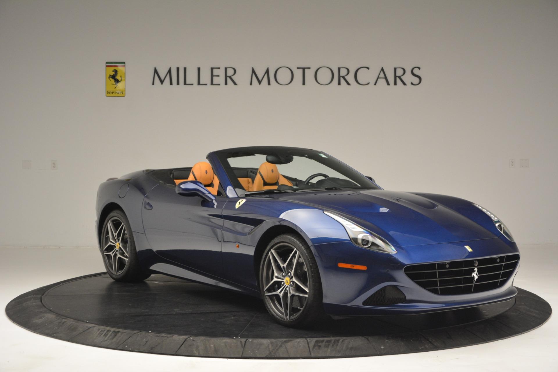 Used 2016 Ferrari California T  For Sale In Westport, CT 2773_p11
