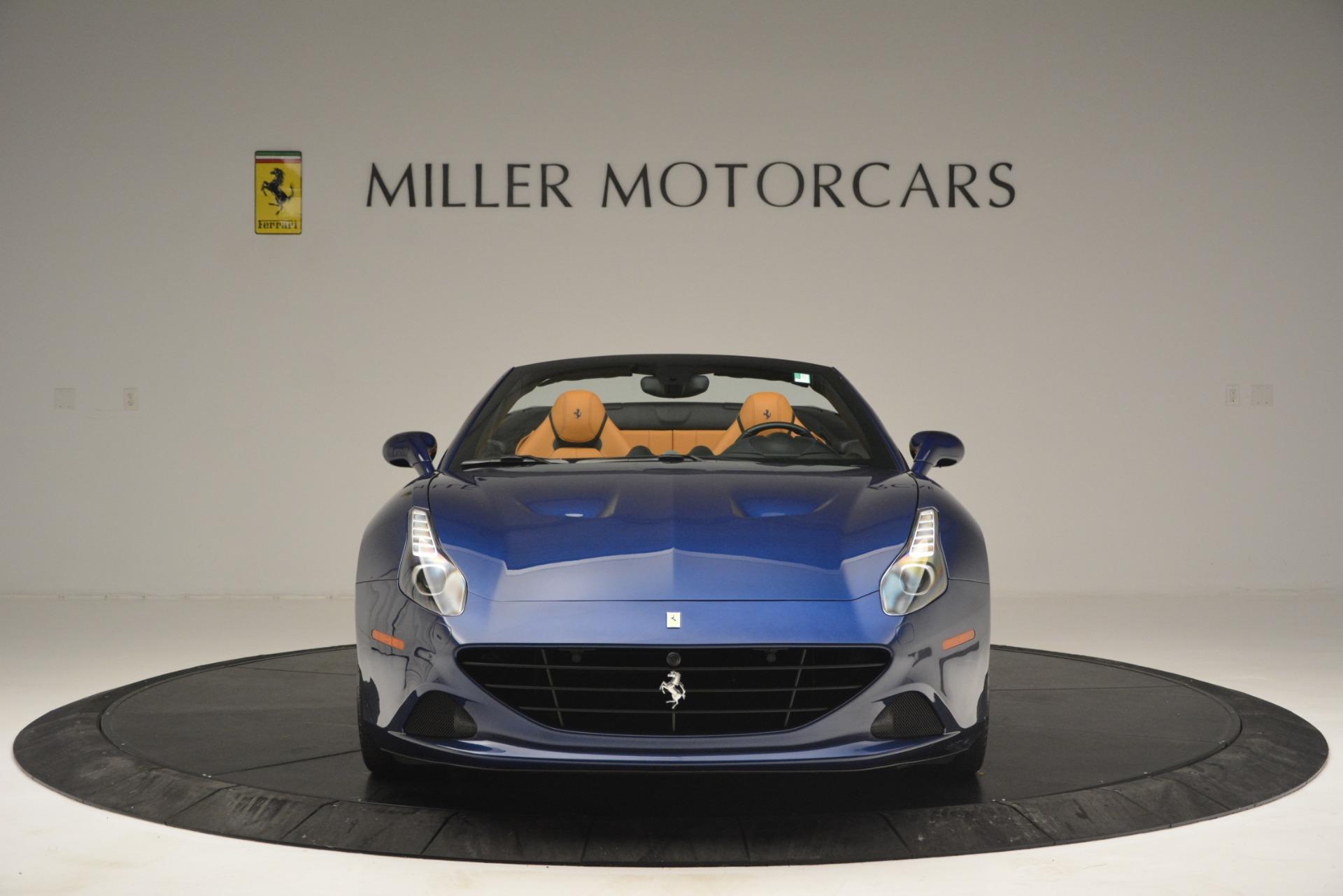 Used 2016 Ferrari California T  For Sale In Westport, CT 2773_p12