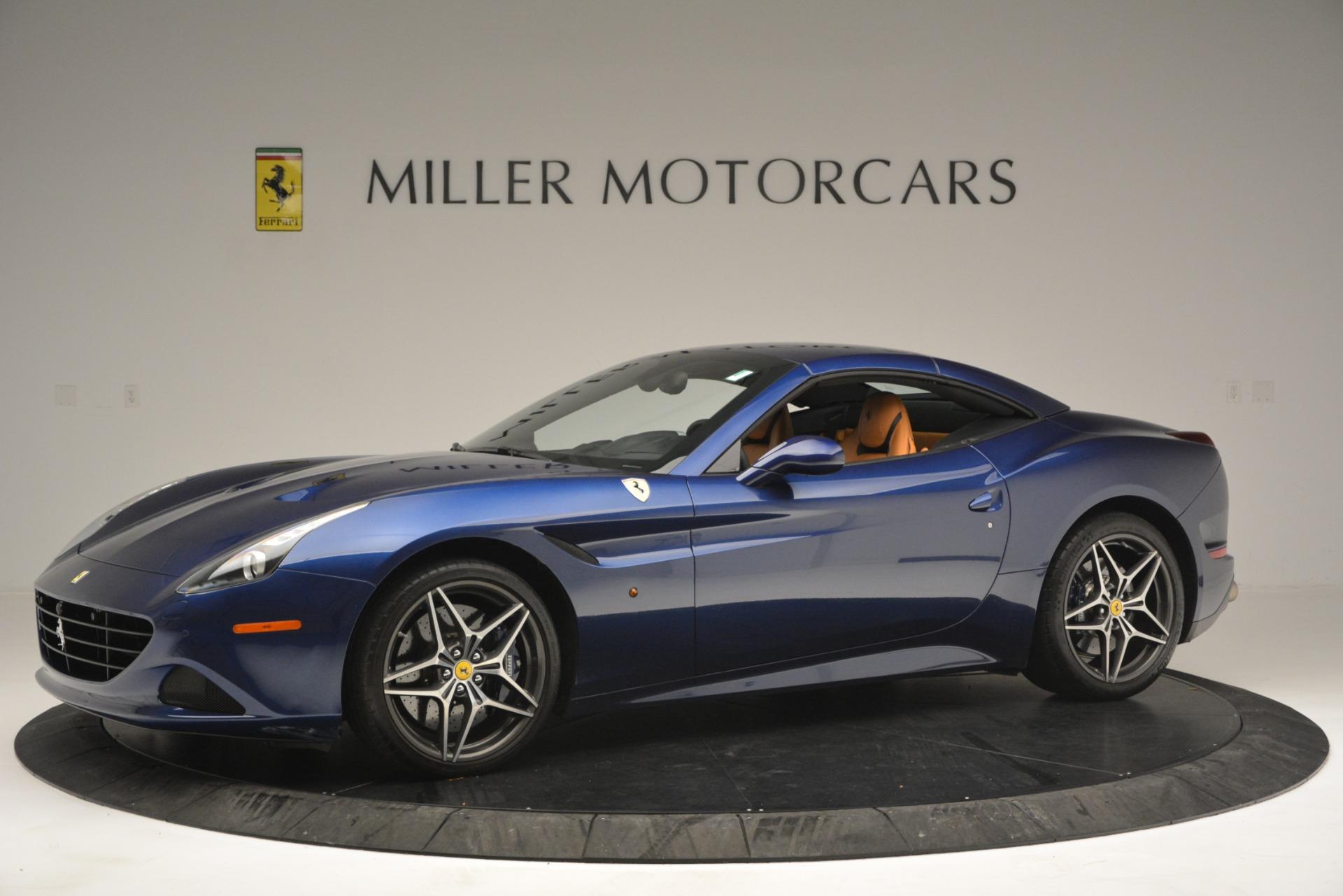 Used 2016 Ferrari California T  For Sale In Westport, CT 2773_p14
