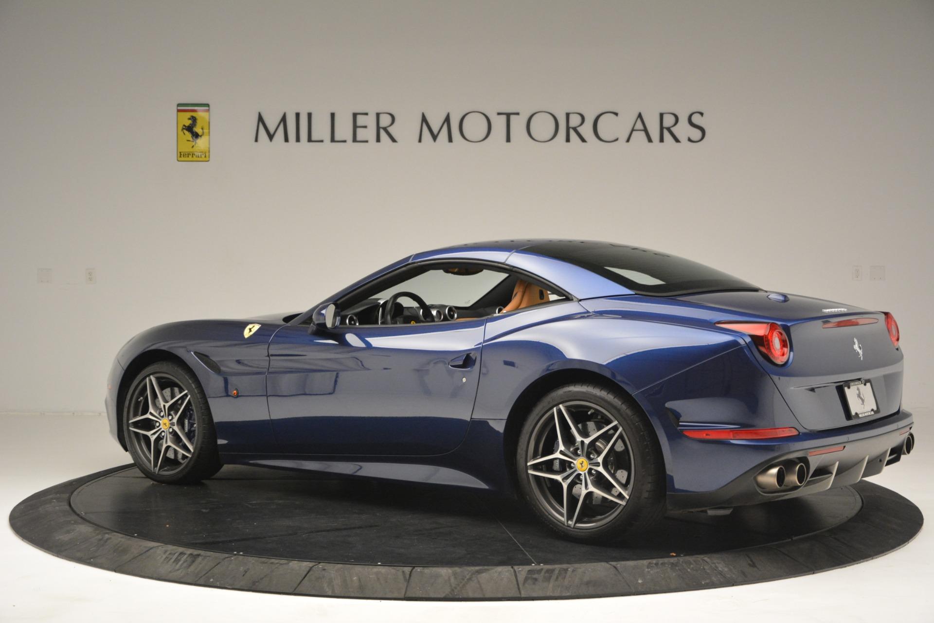 Used 2016 Ferrari California T  For Sale In Westport, CT 2773_p16