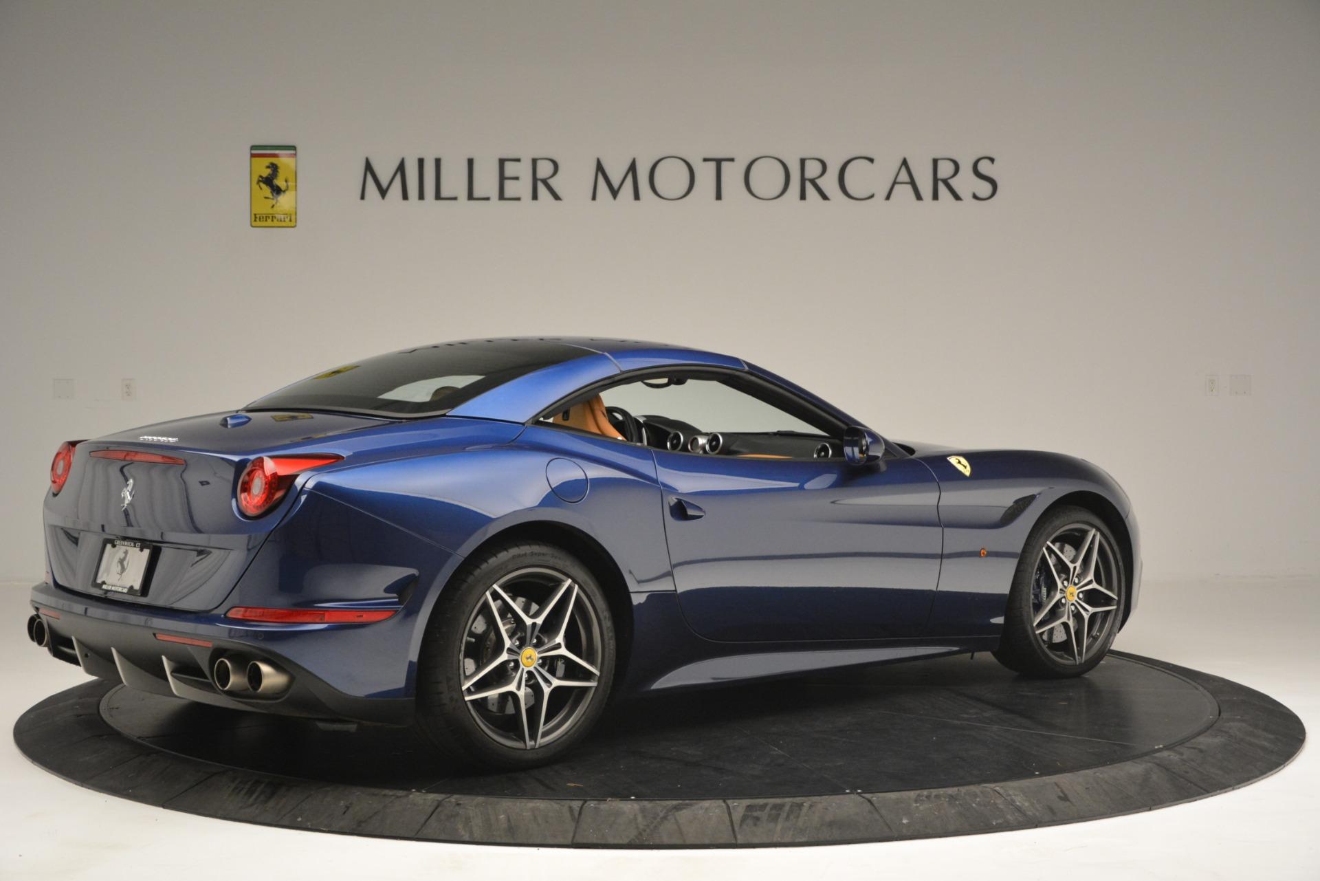 Used 2016 Ferrari California T  For Sale In Westport, CT 2773_p20