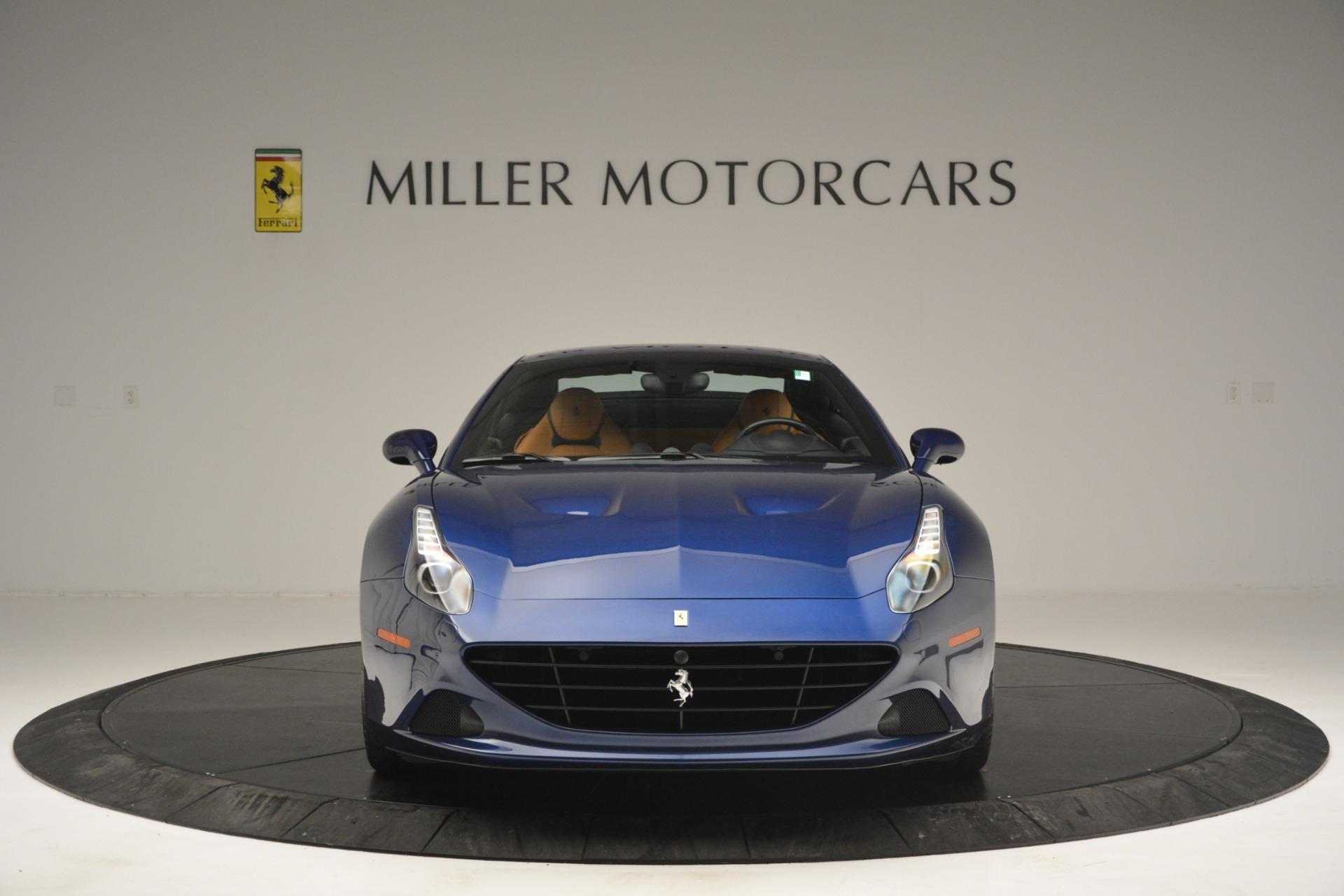 Used 2016 Ferrari California T  For Sale In Westport, CT 2773_p24