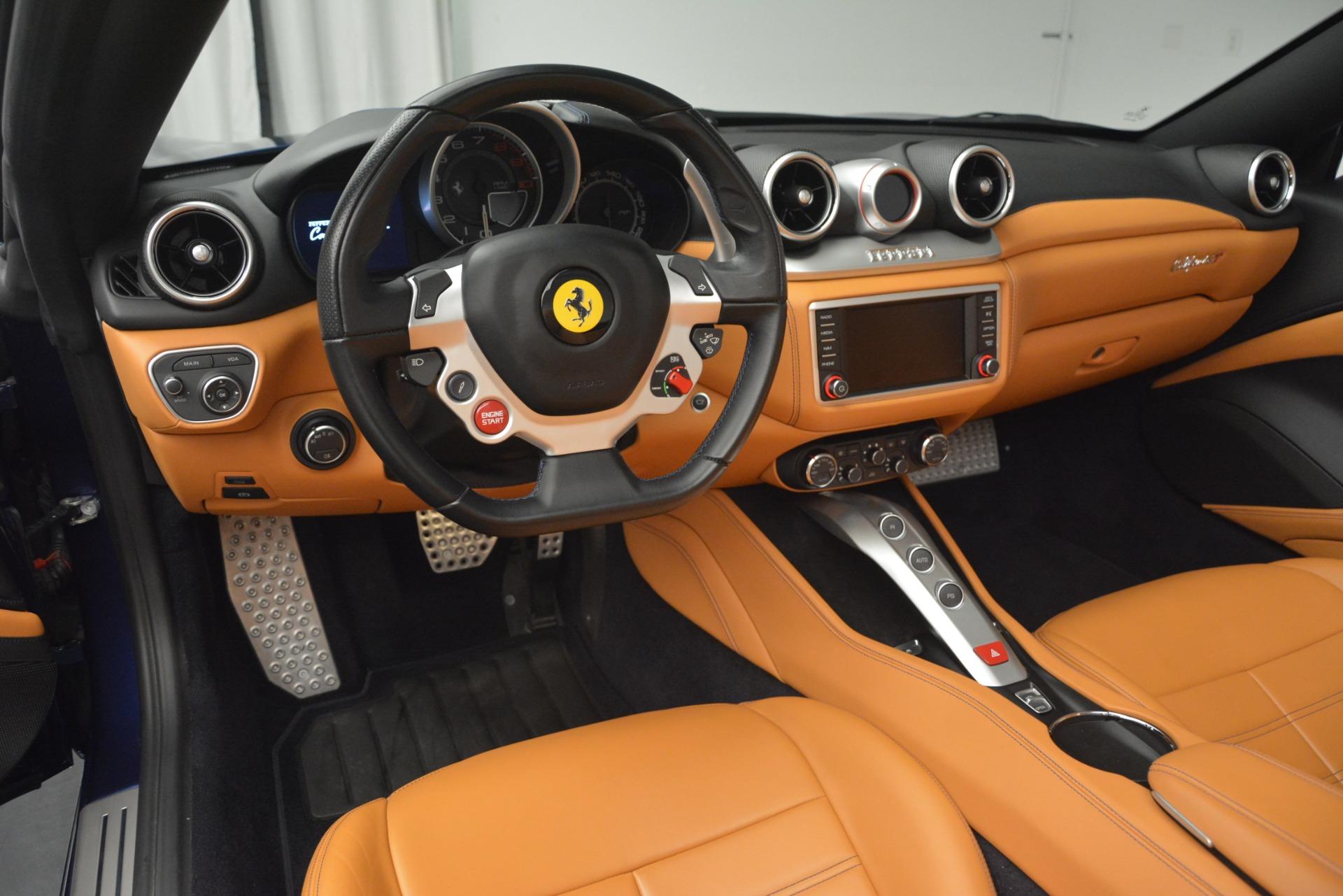 Used 2016 Ferrari California T  For Sale In Westport, CT 2773_p25