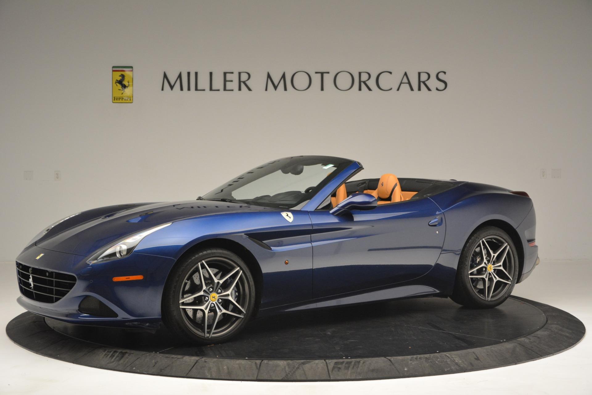 Used 2016 Ferrari California T  For Sale In Westport, CT 2773_p2