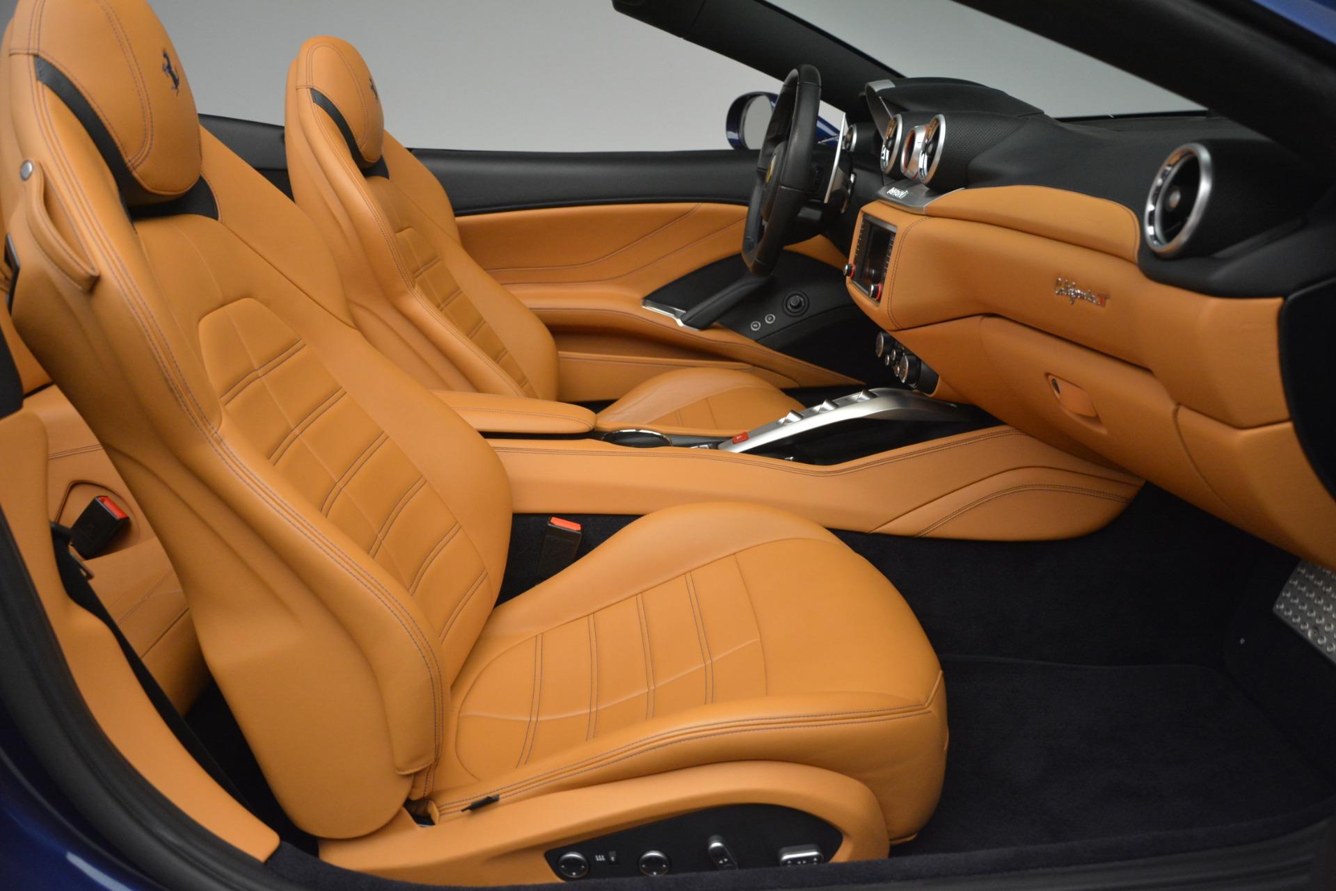 Used 2016 Ferrari California T  For Sale In Westport, CT 2773_p31