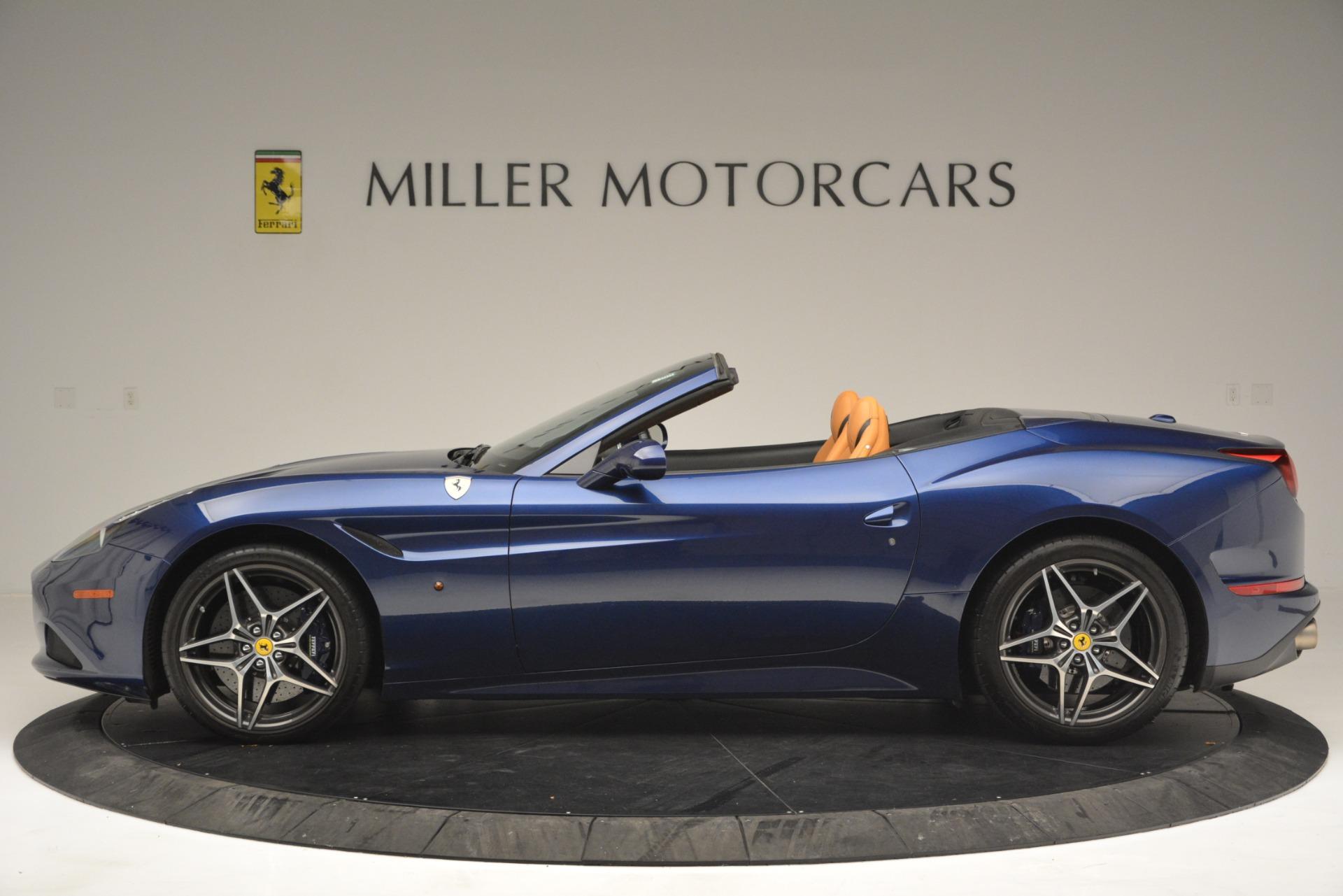 Used 2016 Ferrari California T  For Sale In Westport, CT 2773_p3