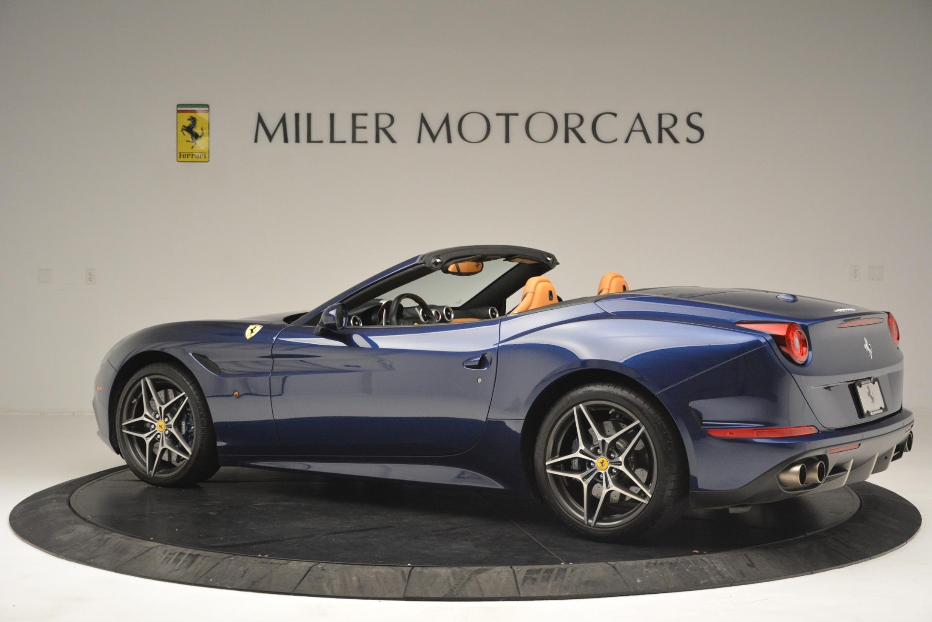 Used 2016 Ferrari California T  For Sale In Westport, CT 2773_p4