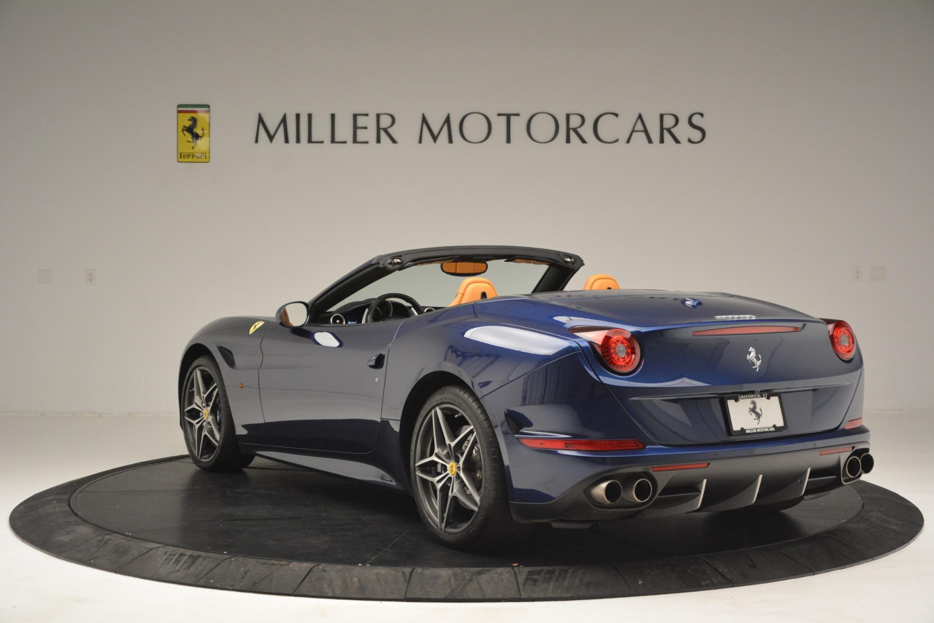Used 2016 Ferrari California T  For Sale In Westport, CT 2773_p5