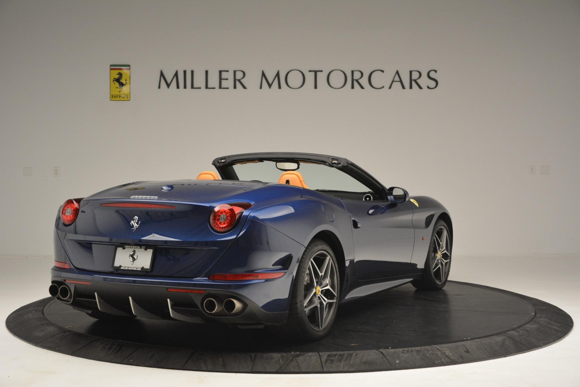 Used 2016 Ferrari California T  For Sale In Westport, CT 2773_p7