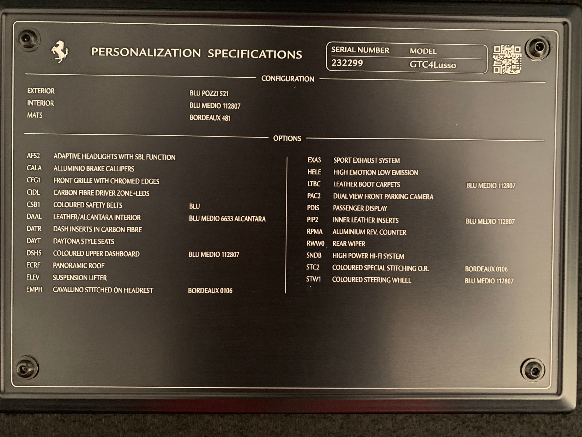 Used 2018 Ferrari GTC4Lusso  For Sale In Westport, CT 2777_p23