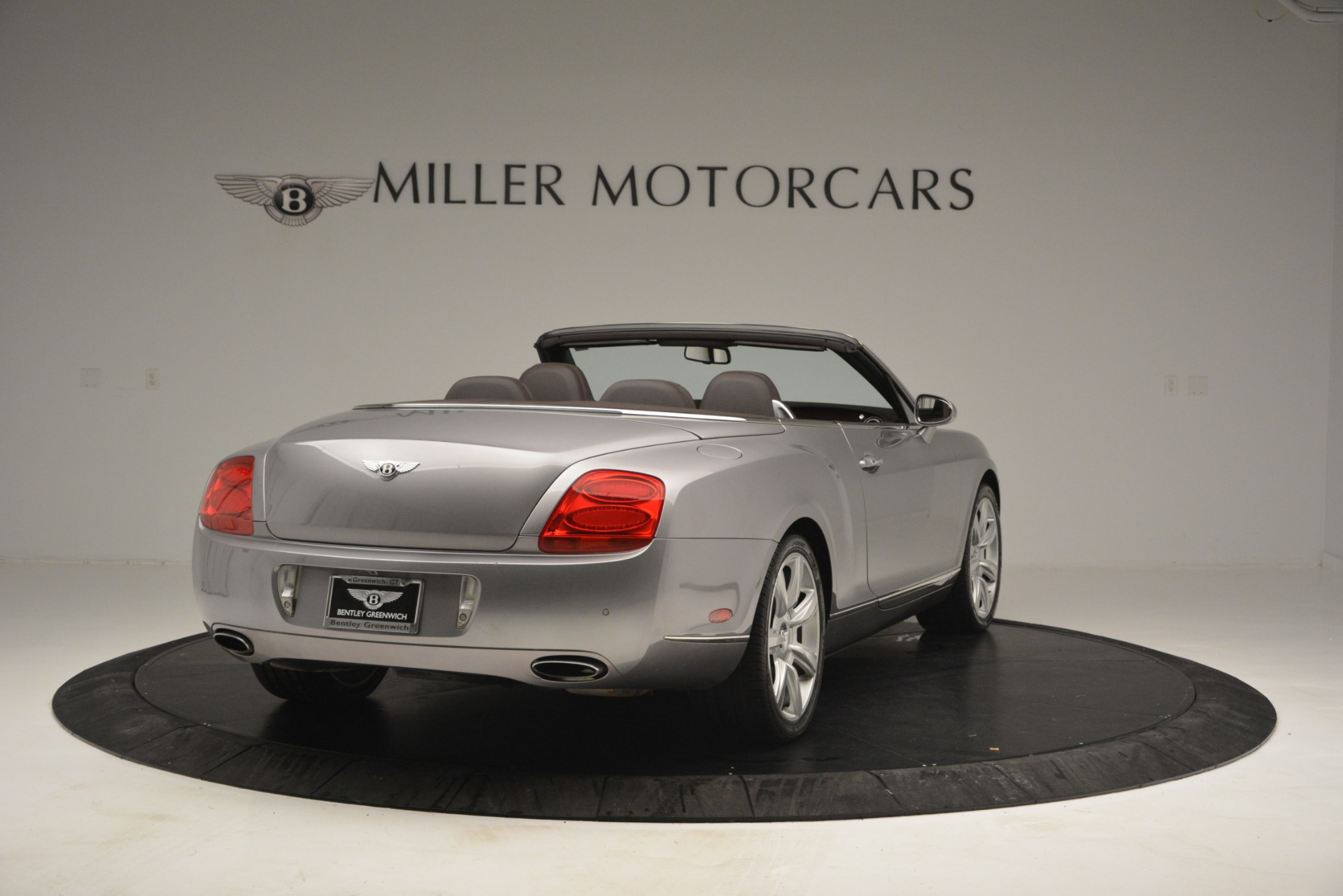 Used 2009 Bentley Continental GT GT For Sale In Westport, CT 2778_p7