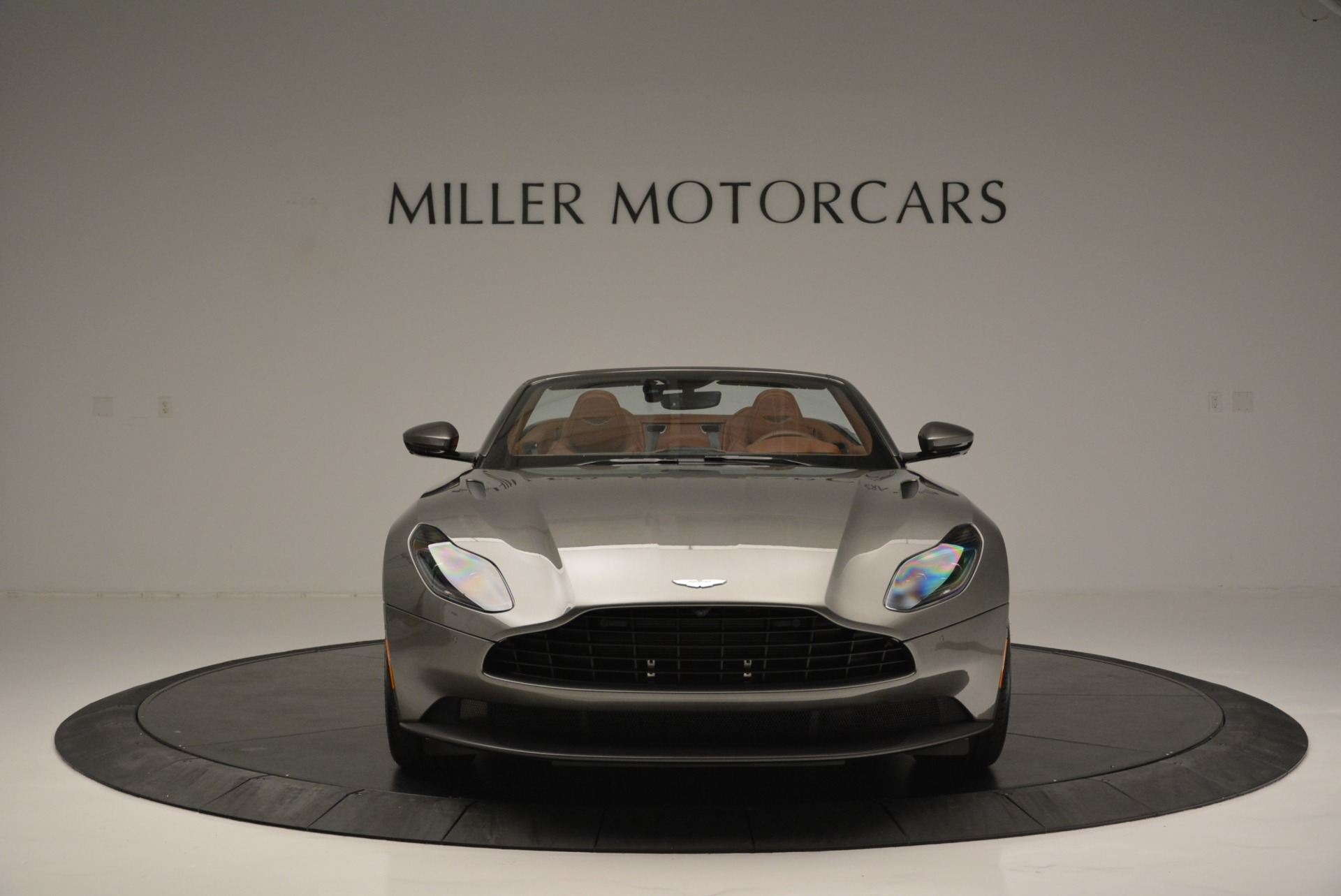 Used 2019 Aston Martin DB11 V8 Convertible For Sale In Westport, CT 2779_p12