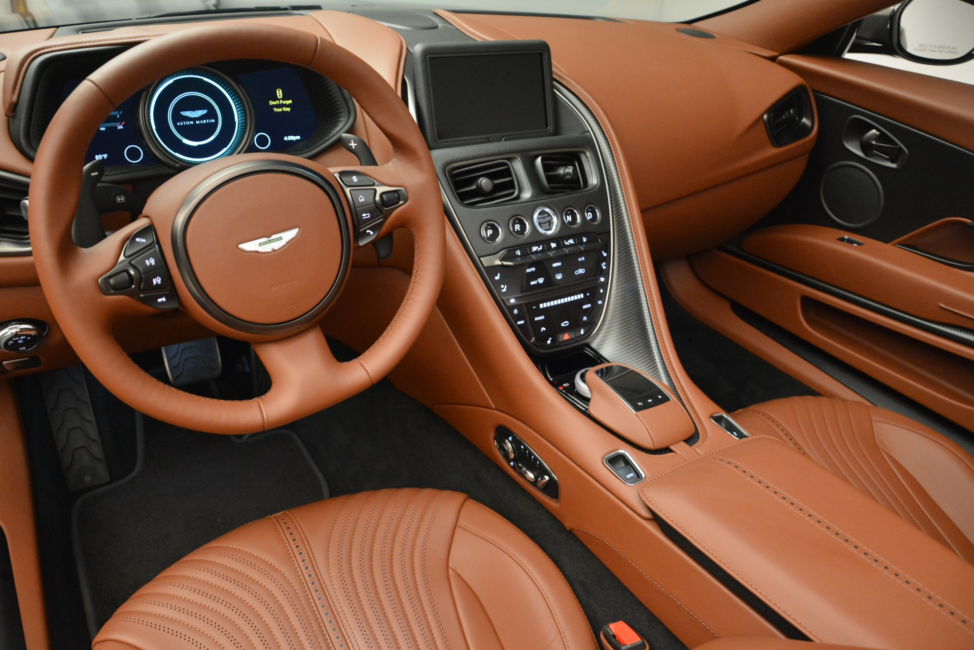 Used 2019 Aston Martin DB11 V8 Convertible For Sale In Westport, CT 2779_p20