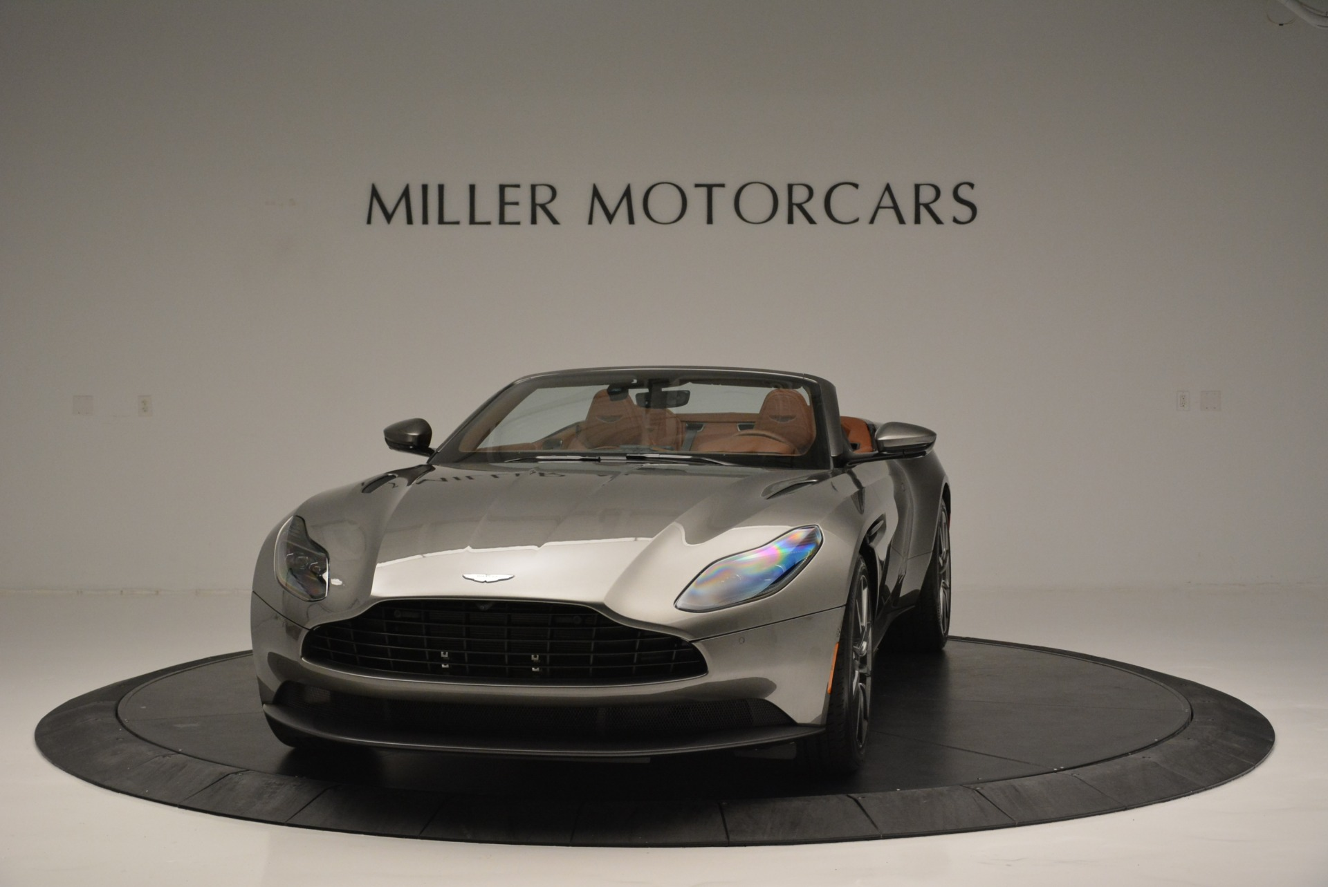 Used 2019 Aston Martin DB11 V8 Convertible For Sale In Westport, CT 2779_p2