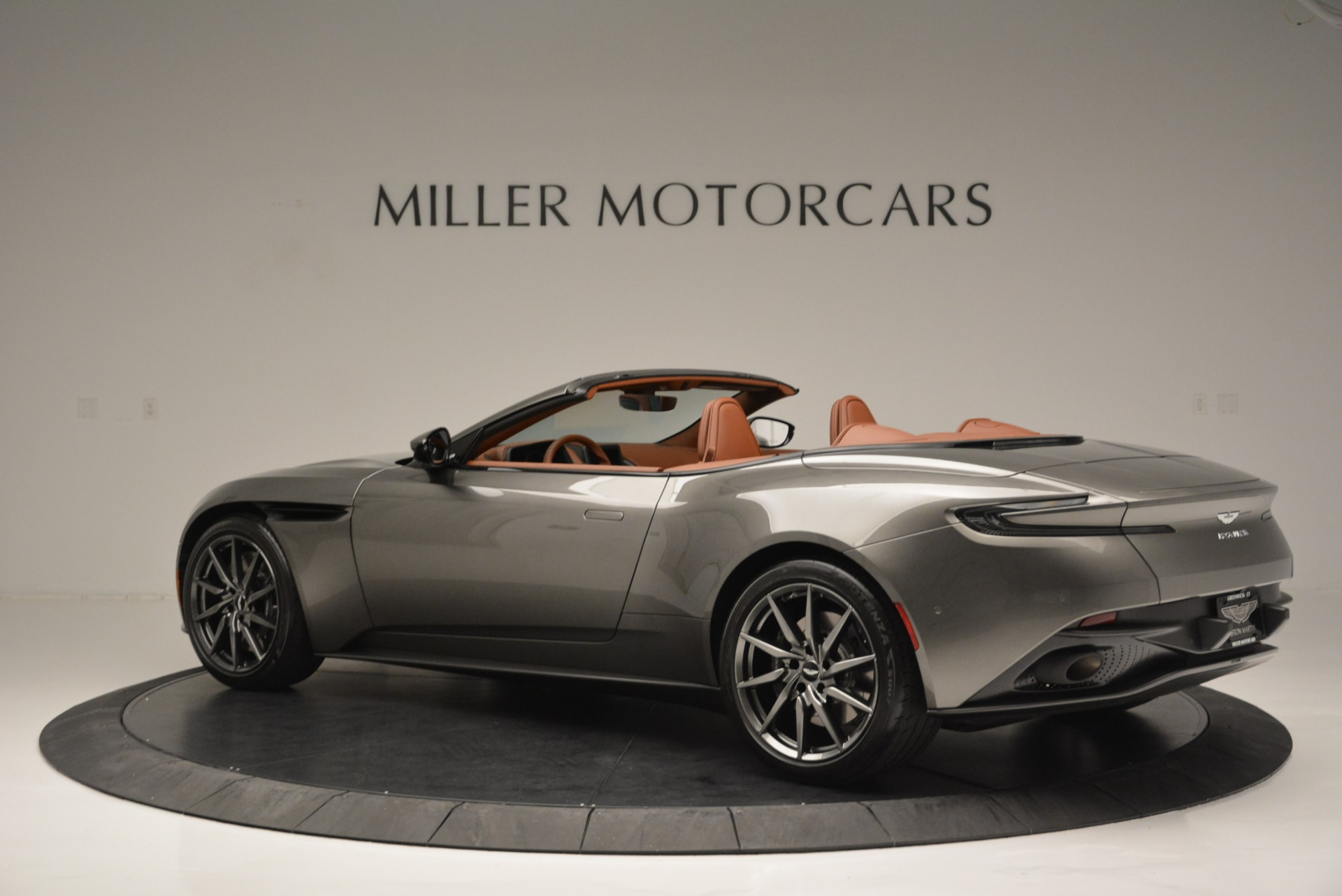 Used 2019 Aston Martin DB11 V8 Convertible For Sale In Westport, CT 2779_p4