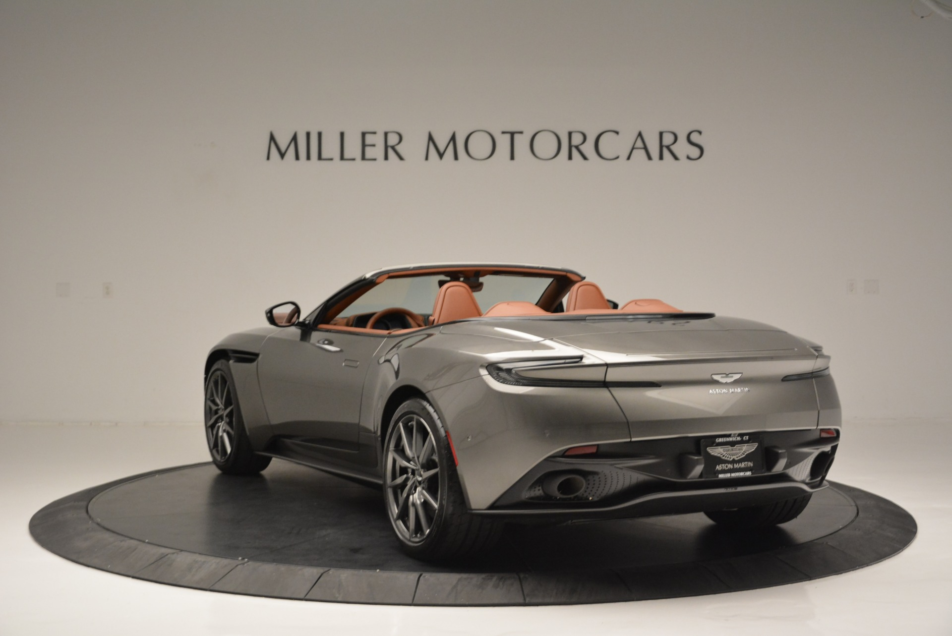 Used 2019 Aston Martin DB11 V8 Convertible For Sale In Westport, CT 2779_p5
