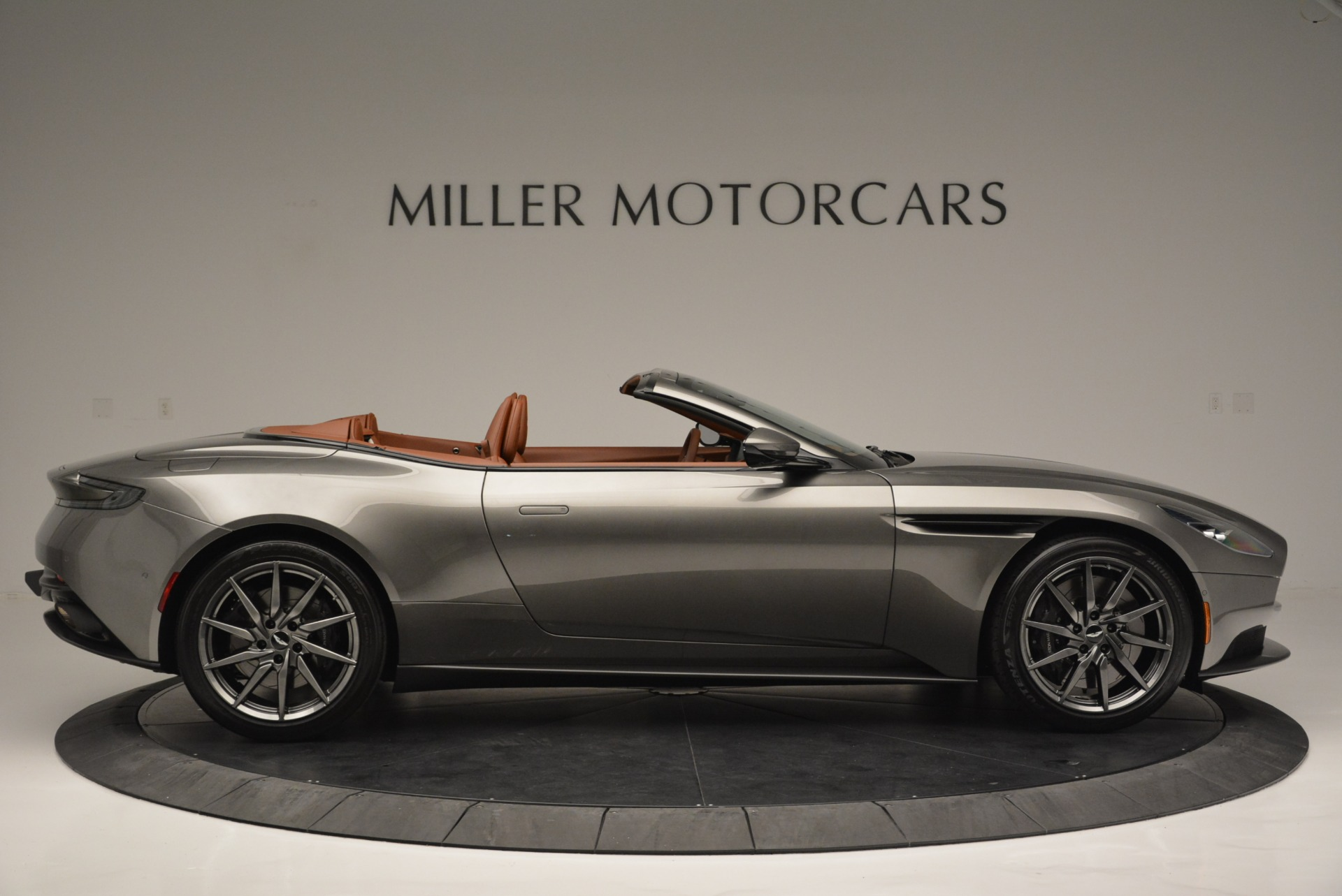 Used 2019 Aston Martin DB11 V8 Convertible For Sale In Westport, CT 2779_p9