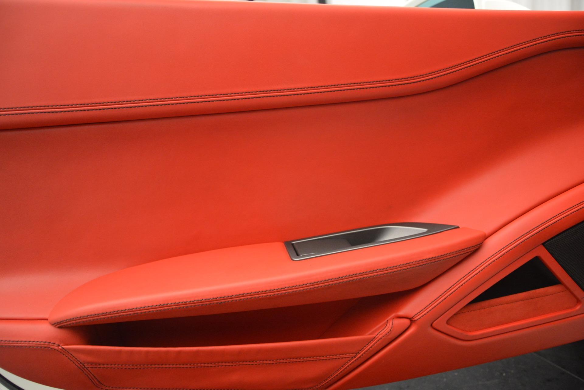 Used 2012 Ferrari 458 Italia  For Sale In Westport, CT 2781_p16