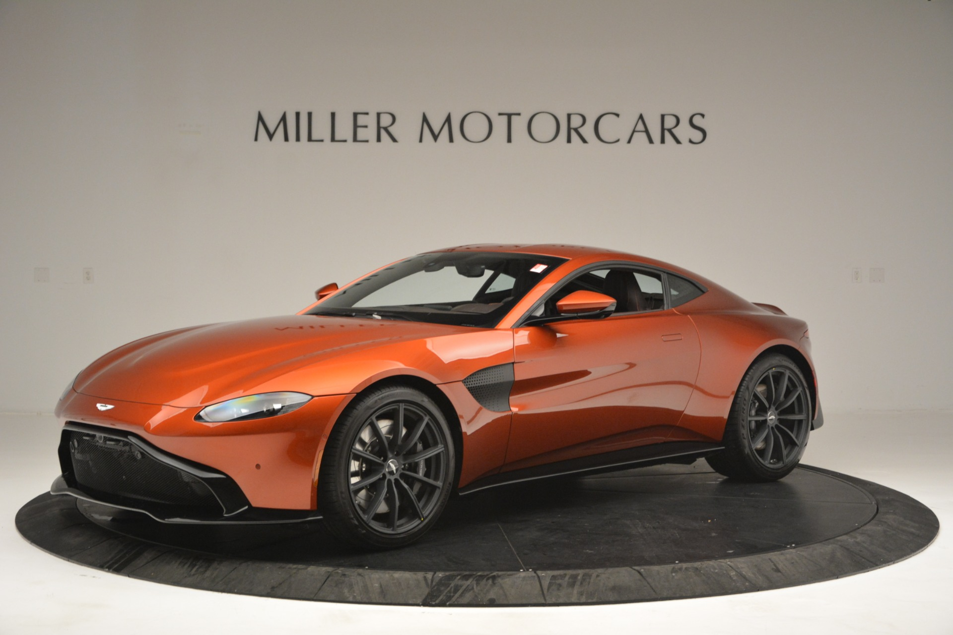 Used 2019 Aston Martin Vantage Coupe For Sale In Westport, CT 2784_p2