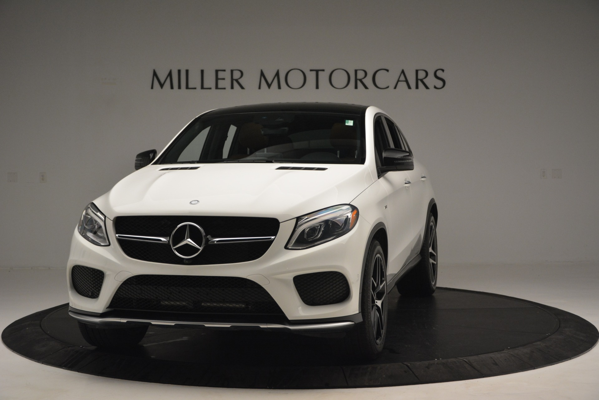 Used 2016 Mercedes-Benz GLE 450 AMG Coupe 4MATIC For Sale In Westport, CT