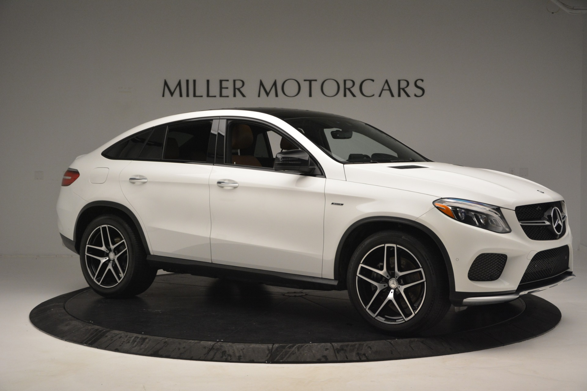 Used 2016 Mercedes-Benz GLE 450 AMG Coupe 4MATIC For Sale In Westport, CT 2787_p10