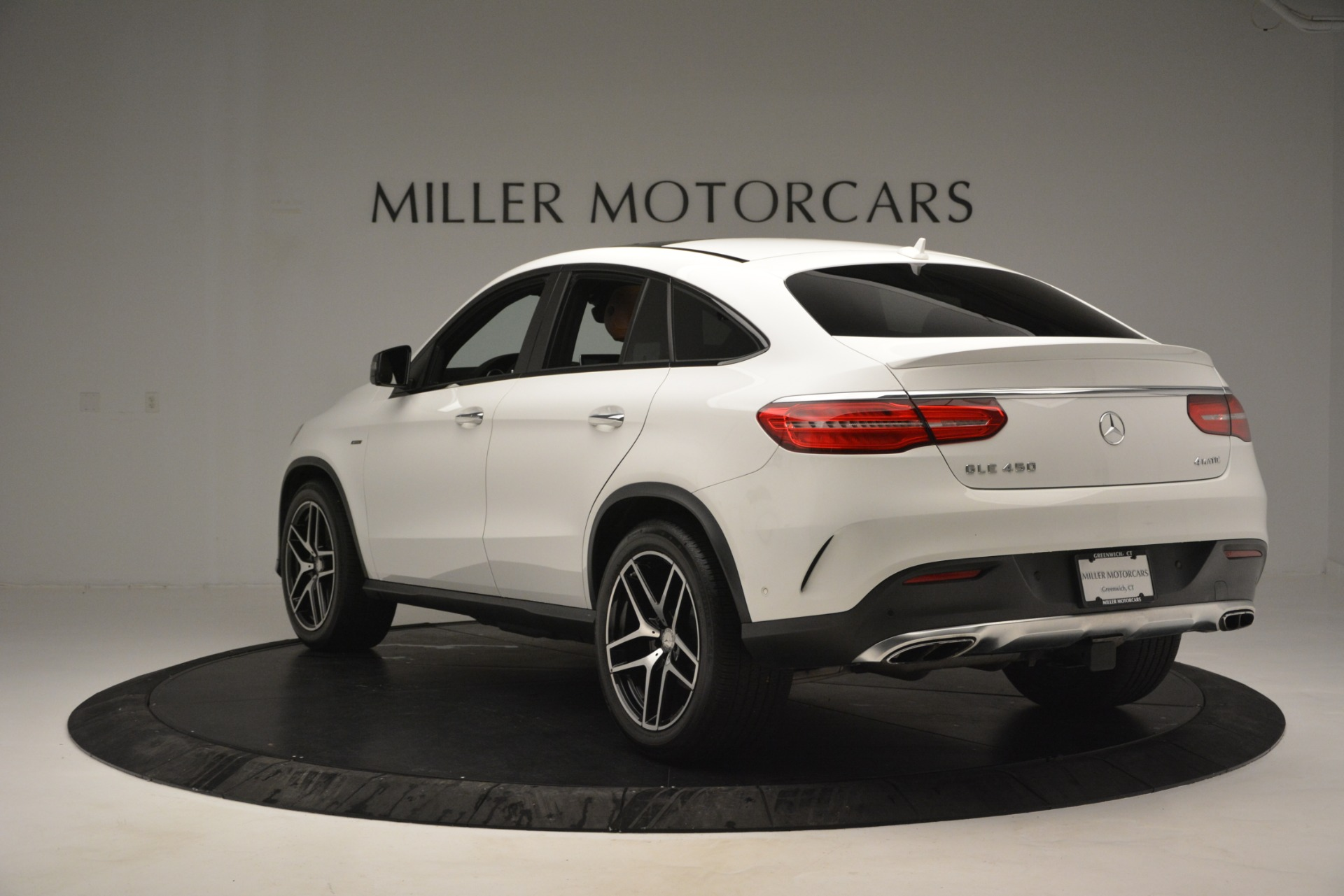 Used 2016 Mercedes-Benz GLE 450 AMG Coupe 4MATIC For Sale In Westport, CT 2787_p5