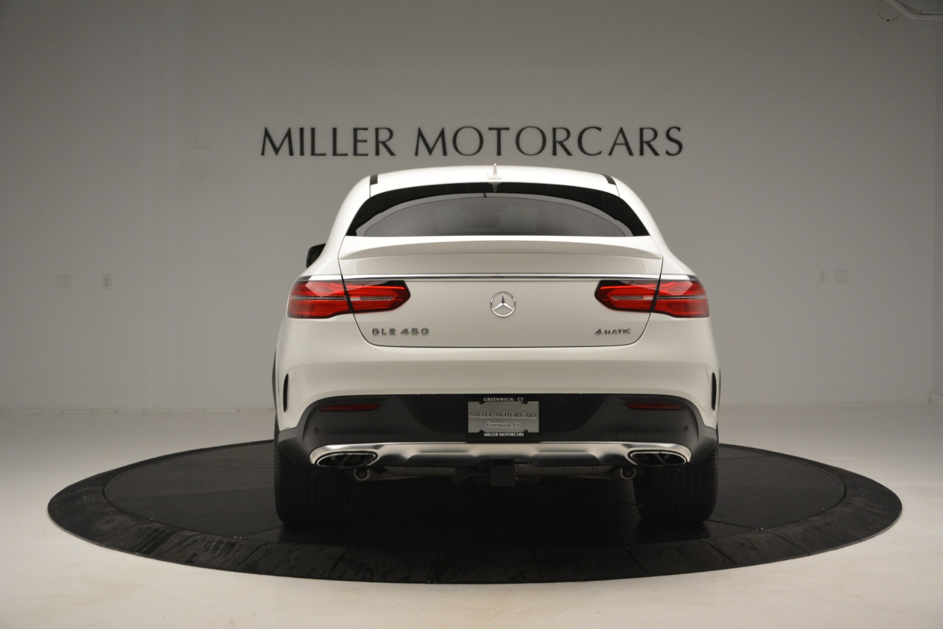 Used 2016 Mercedes-Benz GLE 450 AMG Coupe 4MATIC For Sale In Westport, CT 2787_p6