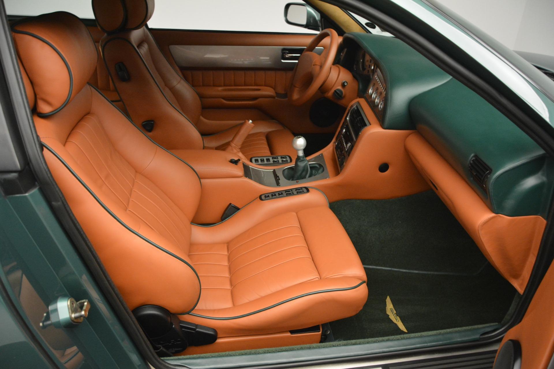 Used 1999 Aston Martin V8 Vantage Le Mans V600  For Sale In Westport, CT 2789_p26