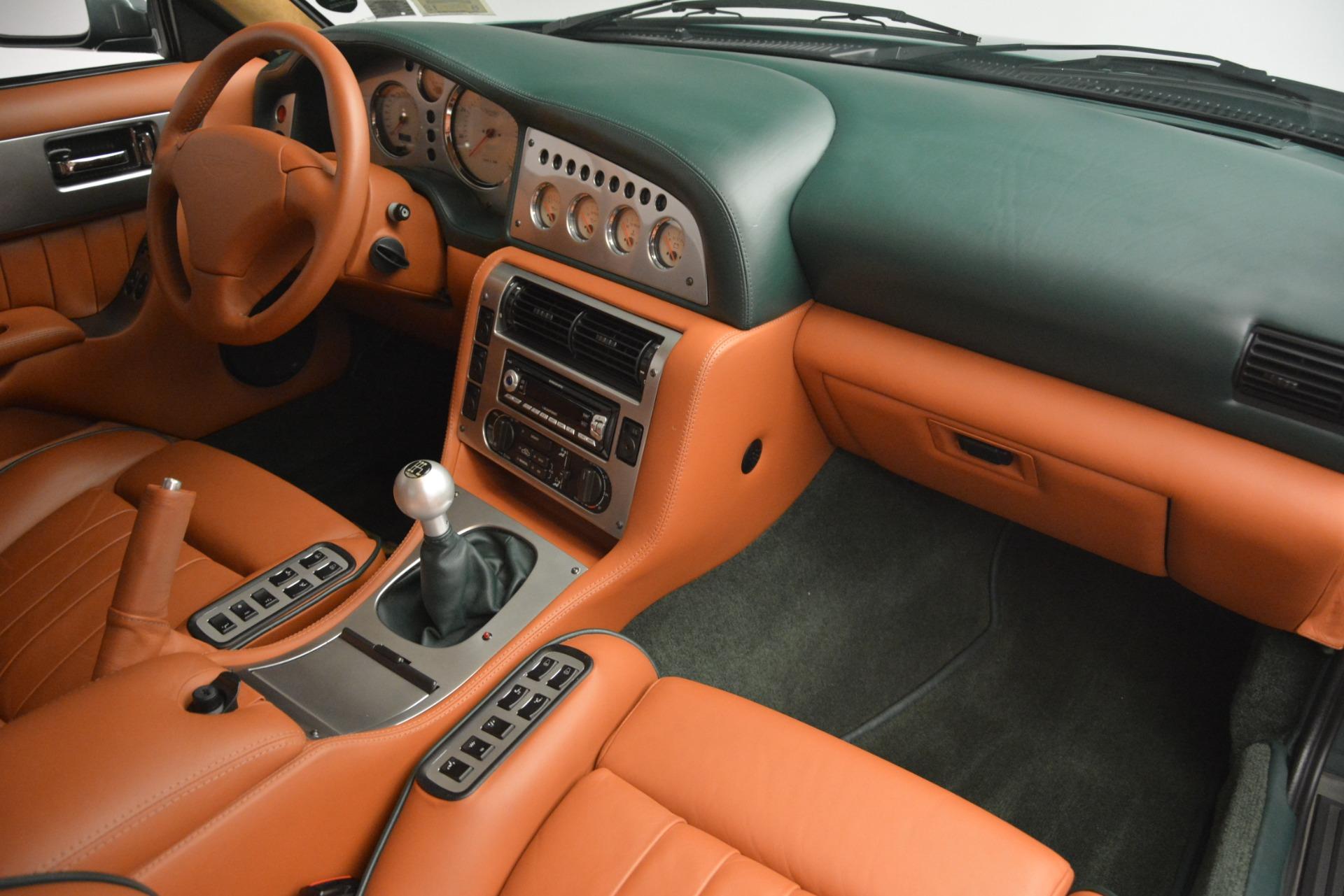 Used 1999 Aston Martin V8 Vantage Le Mans V600  For Sale In Westport, CT 2789_p28